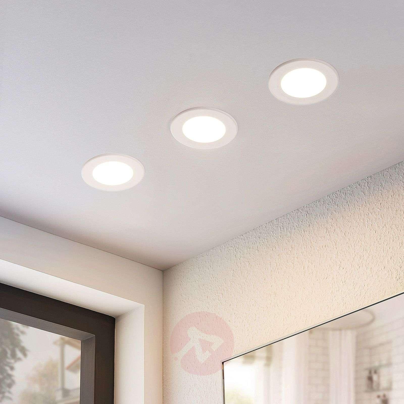 LED-kohdevalo Joki valkoinen 3000K pyöreä 11,5cm-9978084-02