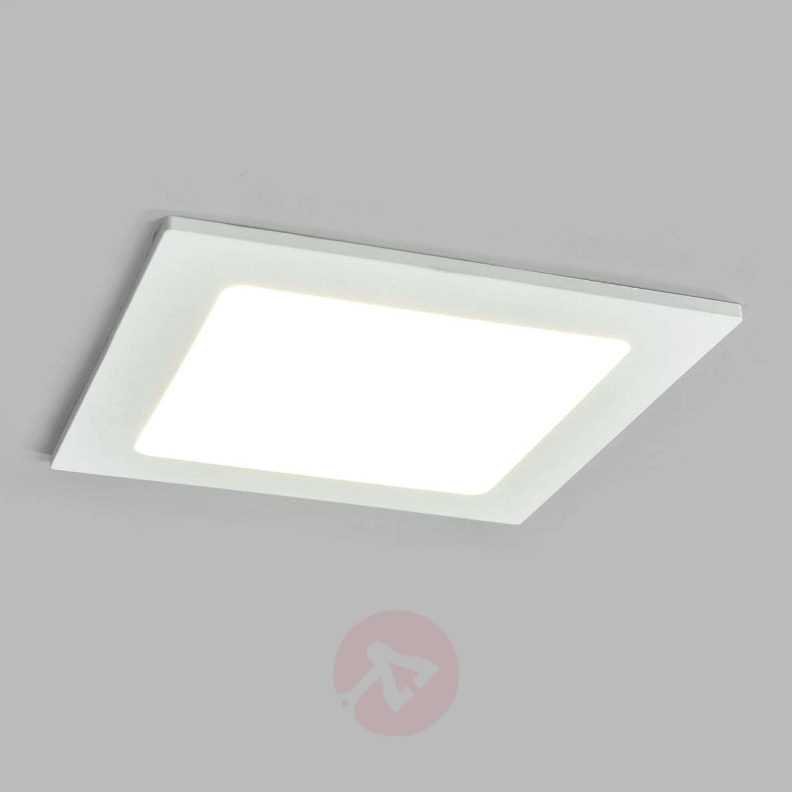 LED-kohdevalo Joki valkoinen 4000K kulmikas 16,5cm-9978061-02