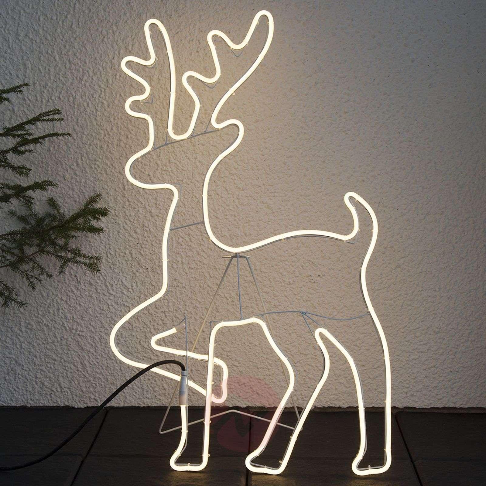 LED-koristefiguuri NeoLED porosiluetti-1523462-01