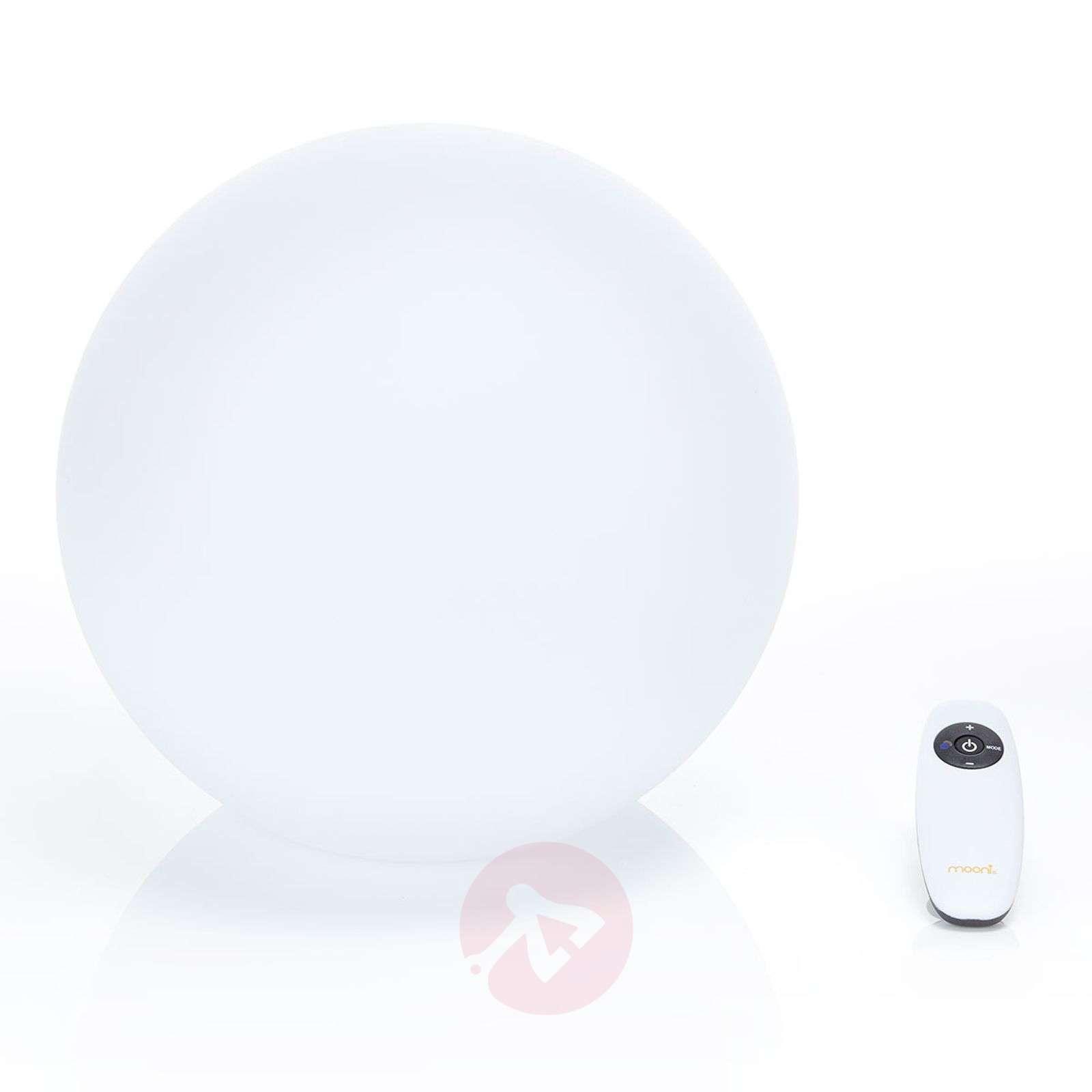 LED-koristeulkovalaisin Tomila, kuula, USB, 30 cm-6729006-01