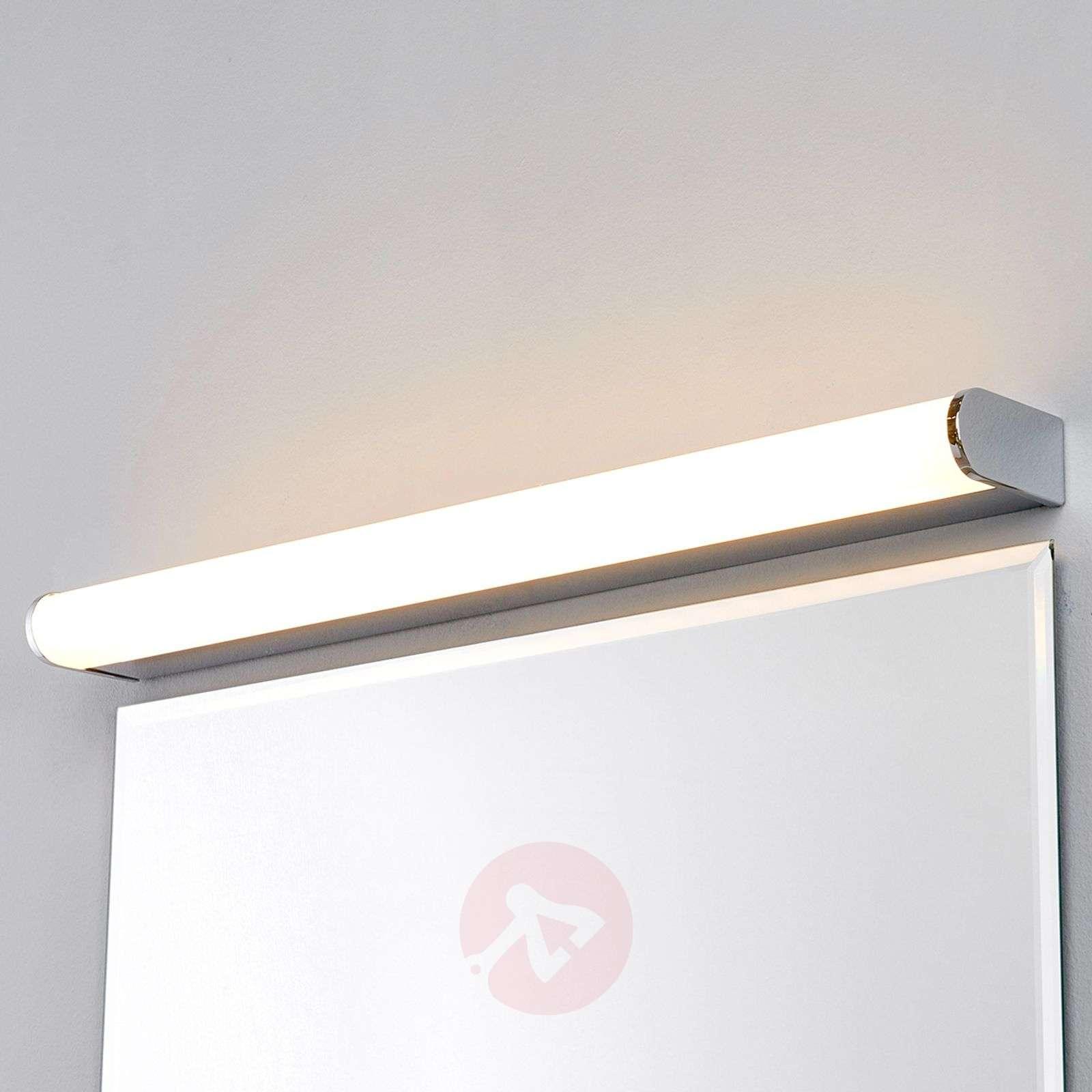 LED-kylpy ja peilivalo Philippa puolipyöreä 58cm-9641012-03
