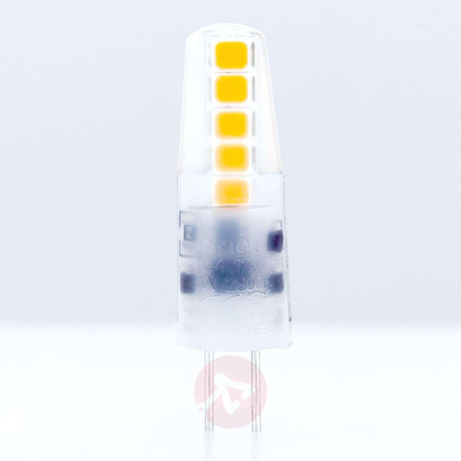 LED-kynälamppu G4 12V 2W 828, matta-7255236-01