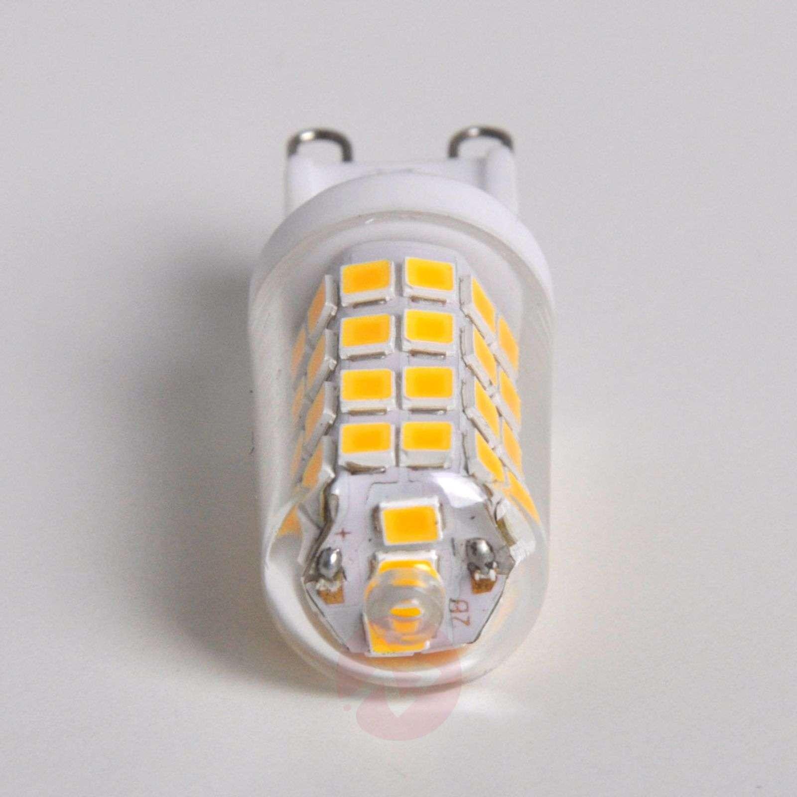 LED-kynälamppu G9 3W, lämmin valkoinen, 330 lm-9992001-01