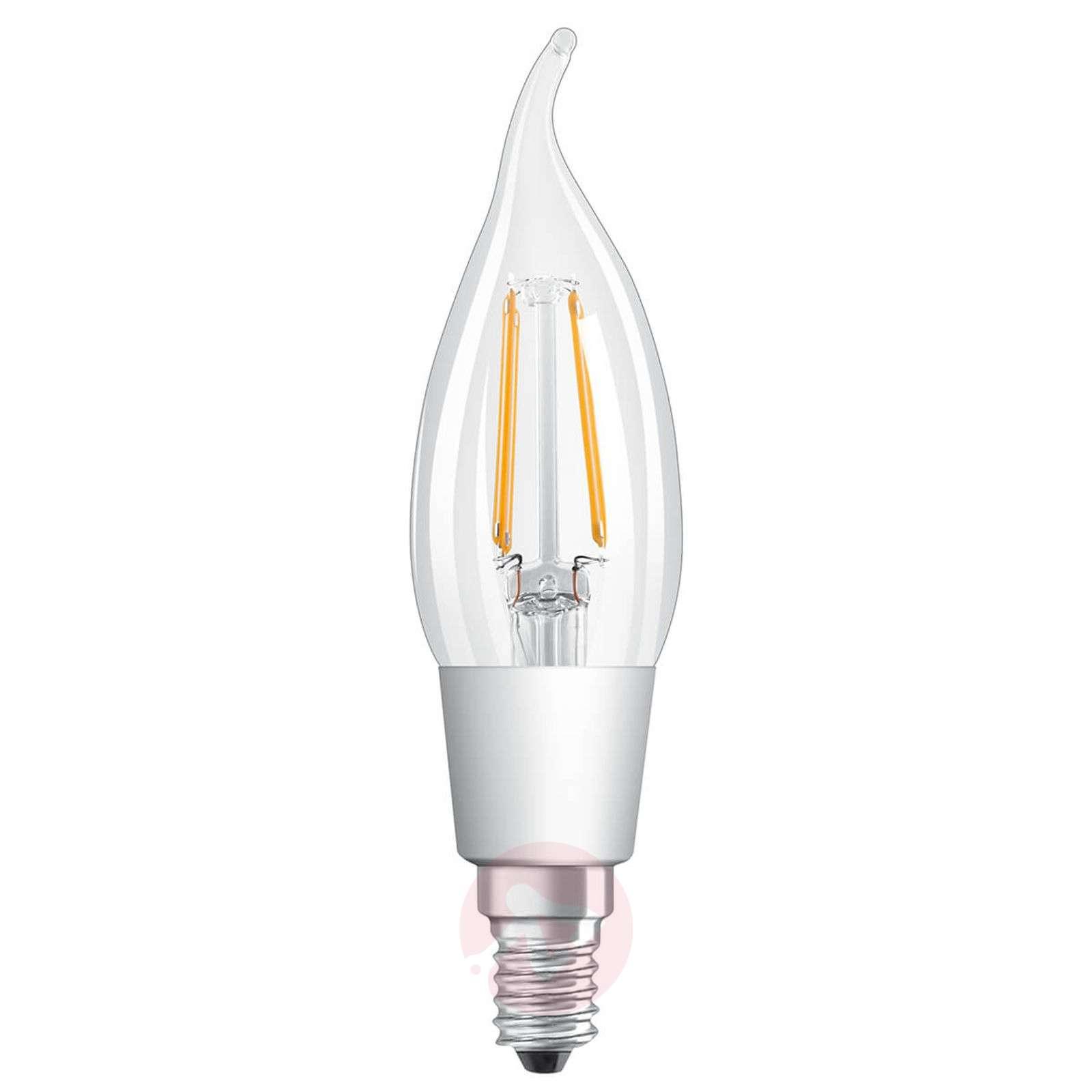 LED-kynttilälamppu E14 4,5 W, lämmin valkoinen-7262017-01