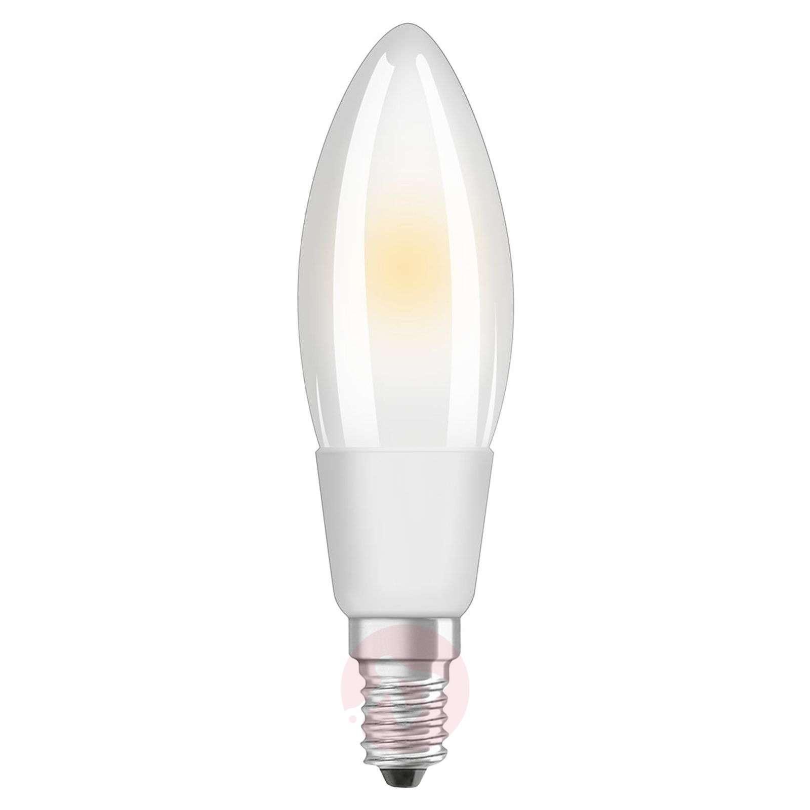 LED-kynttilälamppu E14 6 W, lämmin valkoinen-7262021-04