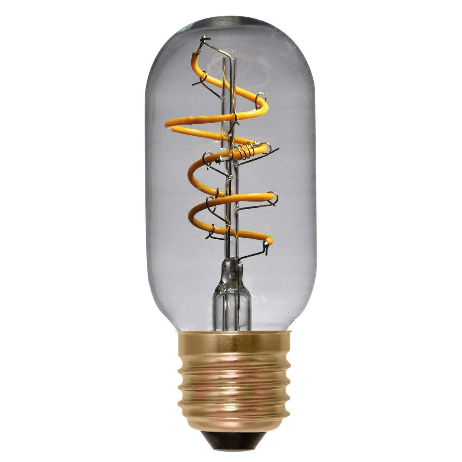 LED-lamppu Curved Line E27 4W 922, kirkas-8536163-02