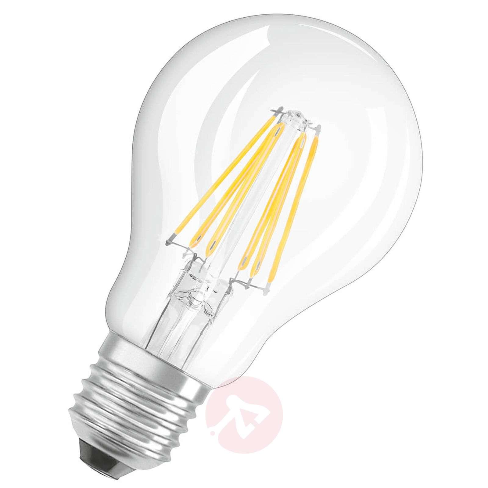 LED-lamppu E27 7W, lämmin valk., Glow Dim-tehoste-7262078-01