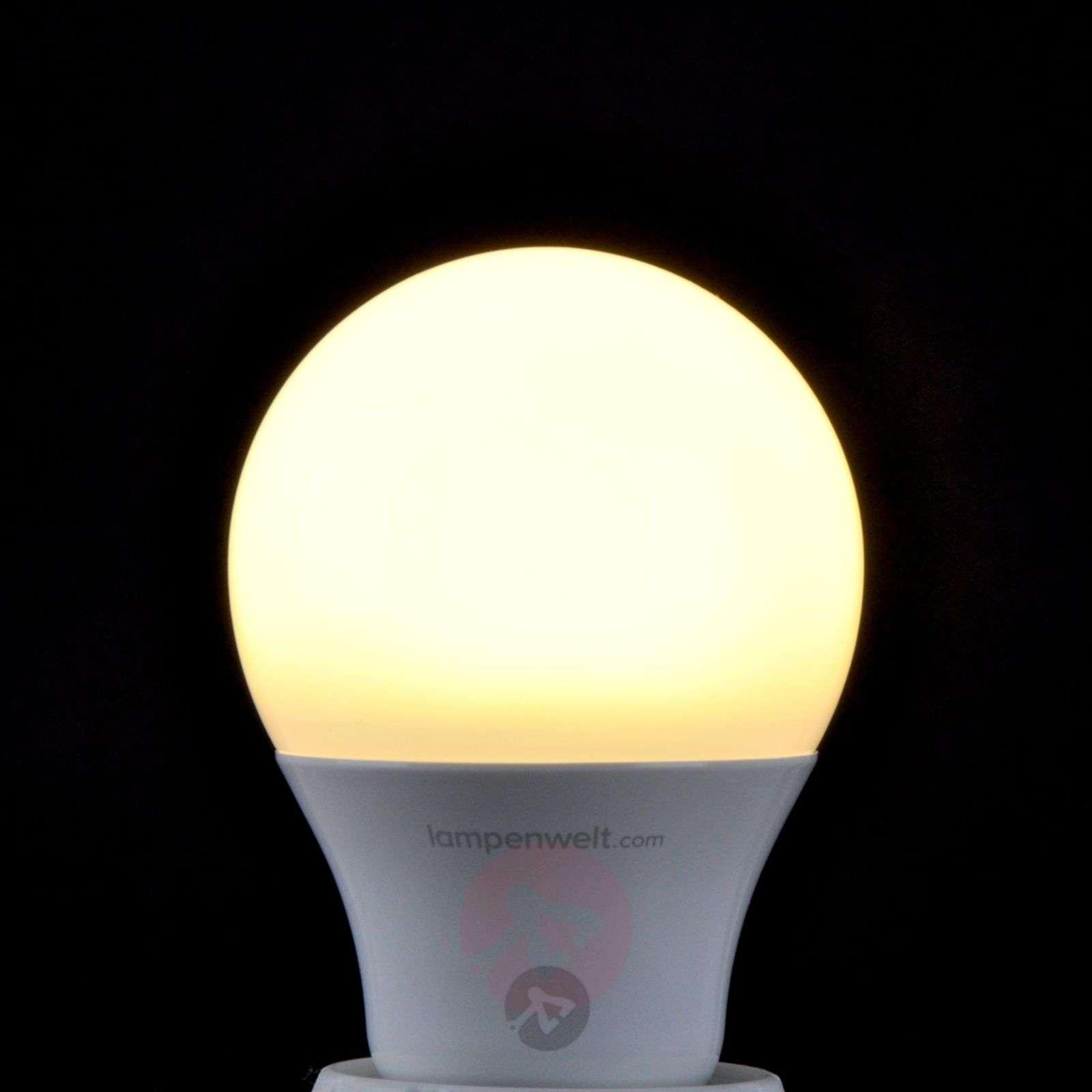 LED-lamppu E27 8,6 W 827 matta, himmennettävä-9645003-03