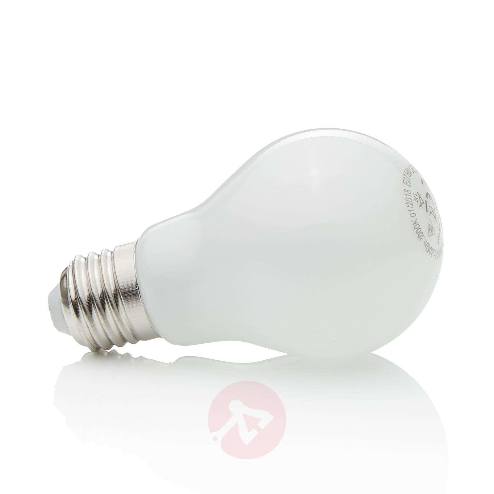 LED-lamppu E27 8W, lämmin valkoinen, 806 lm-9621471-09