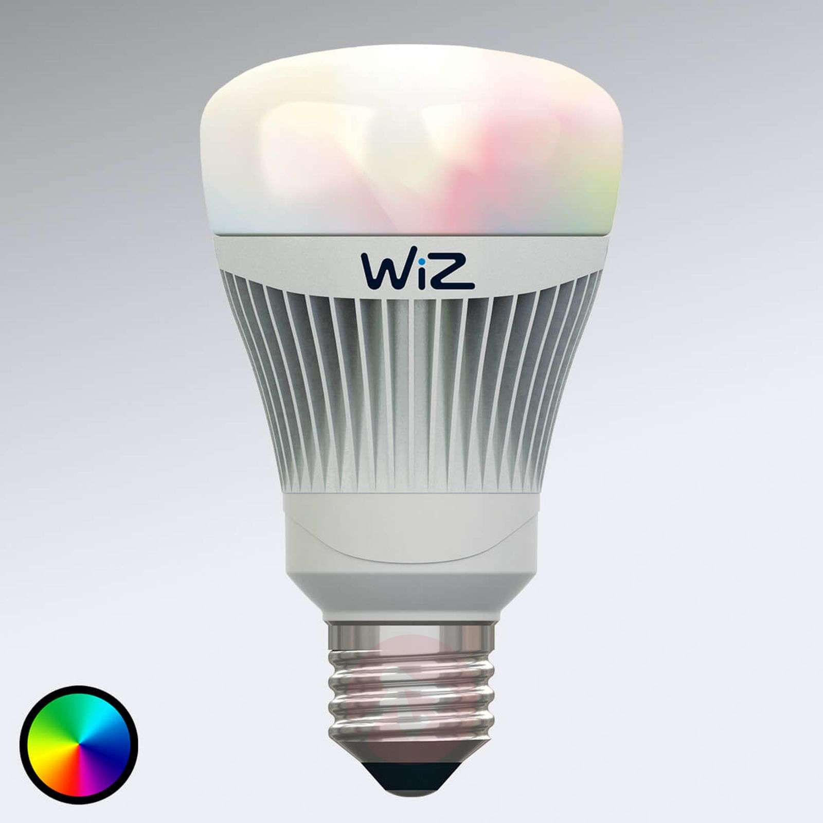 LED-lamppu E27 WiZ, ei kaukosäädintä, RGB + valk.-9038076-01