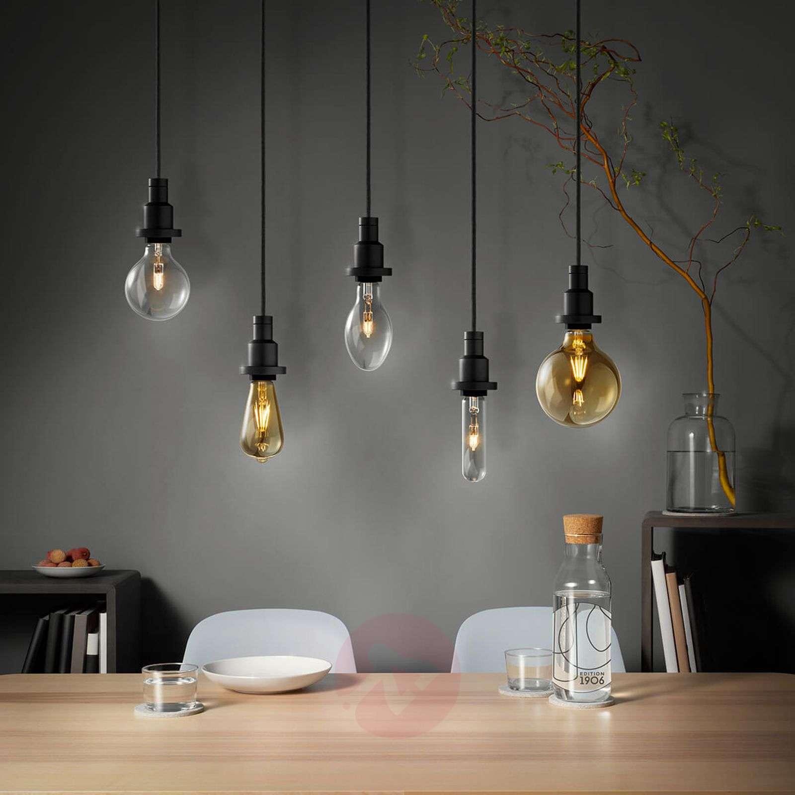 LED-lamppu Gold E27 2,5 W, lämmin valk., 225 lm-7262042-01