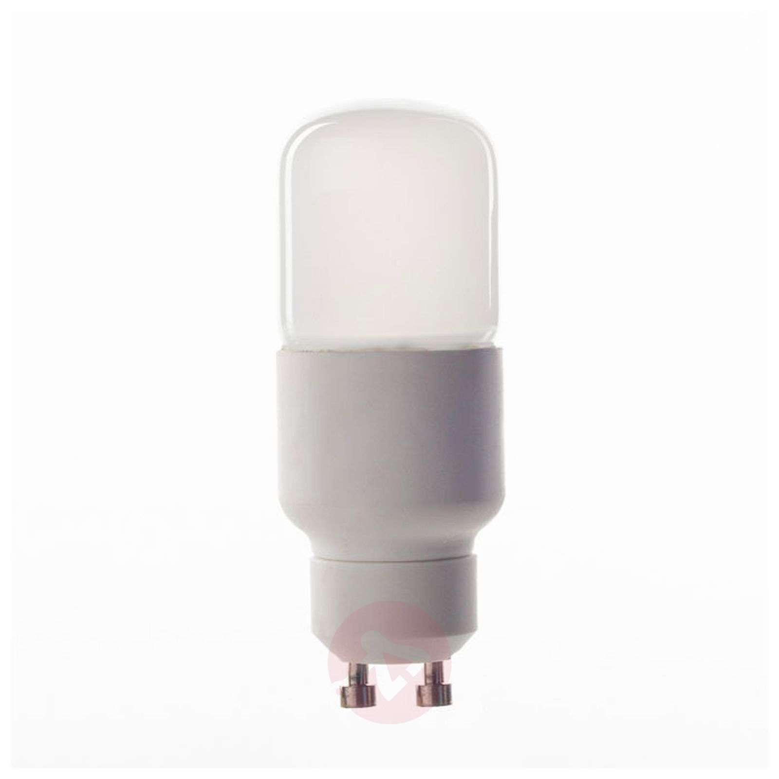 LED-lamppu GU10 5W putkimainen