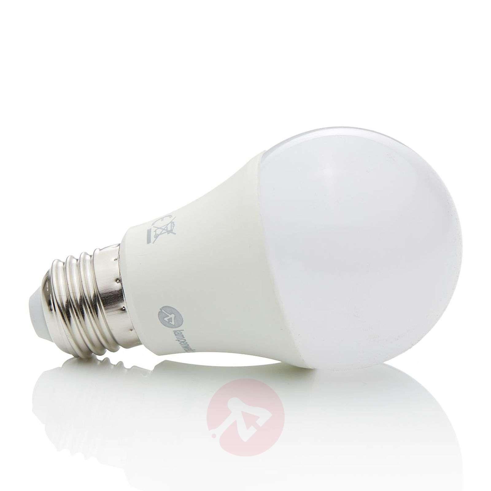 LED-lamppu RGBW E27 7 W, 500 lm-9621470-09