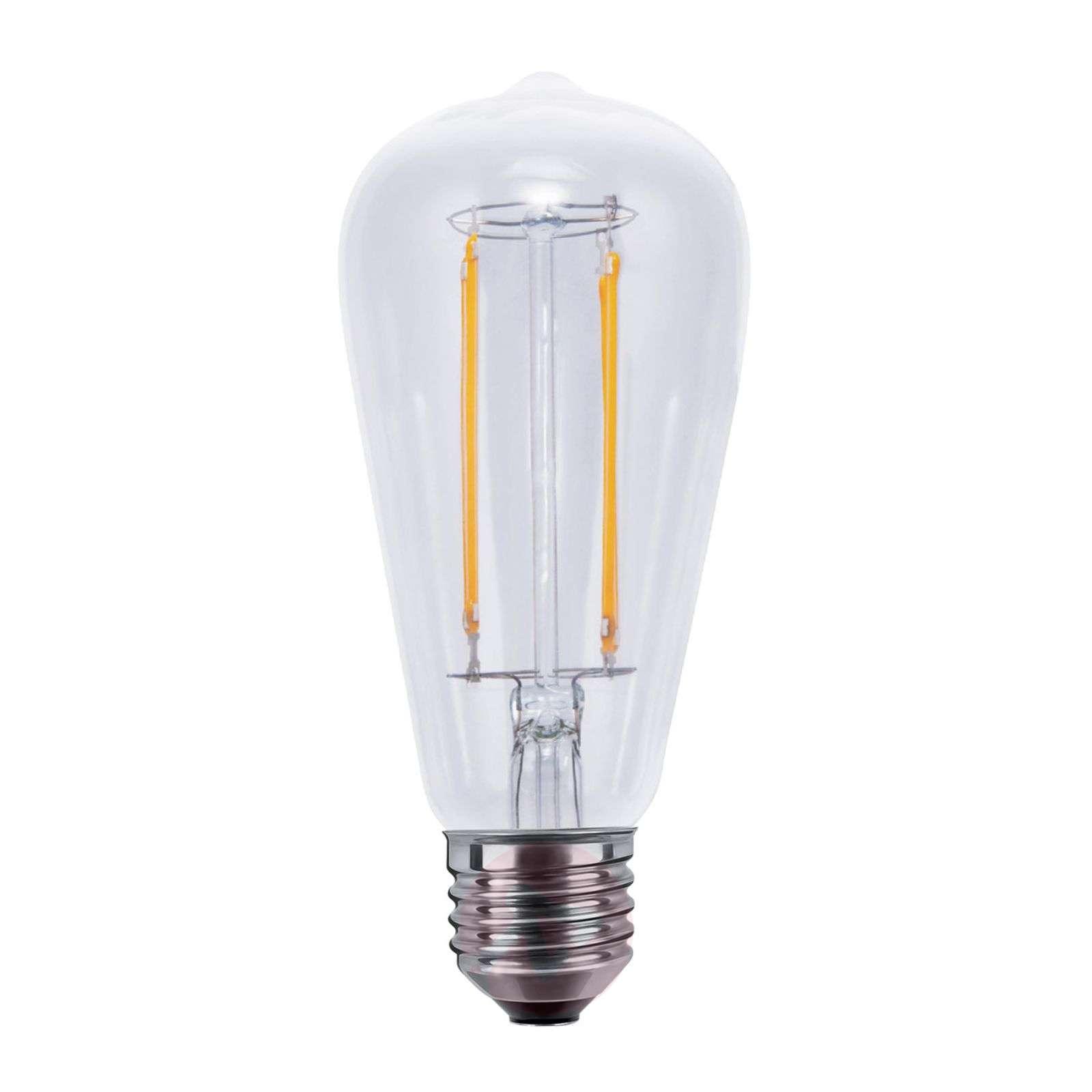LED-lamppu Rustika E27 6W 926, himmennettävä-8536032-01