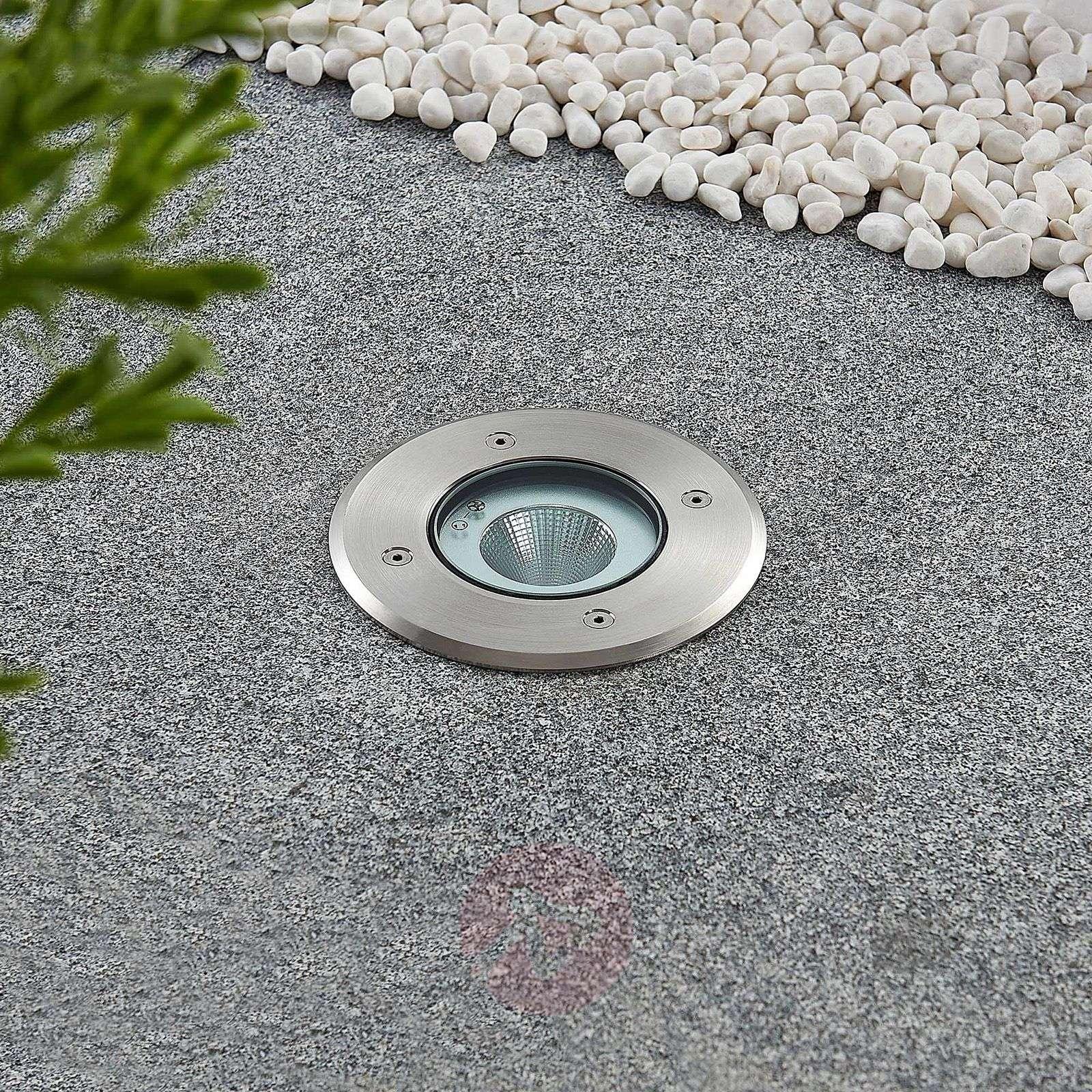 LED-lattiauppovalaisin Kari, pyöreä-9969083-02