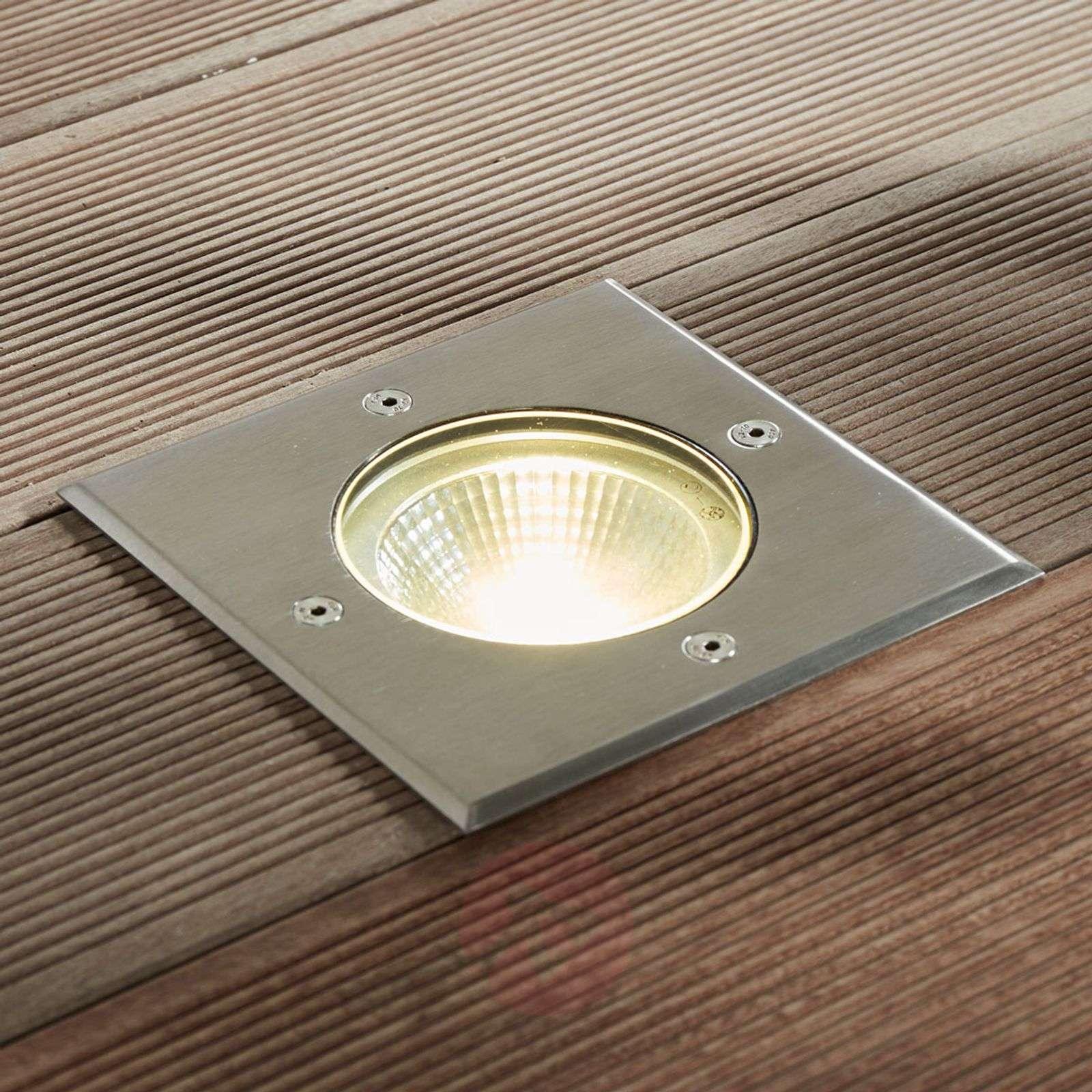 LED-lattiauppovalaisin Sanna, IP67, kulmikas-9969100-02