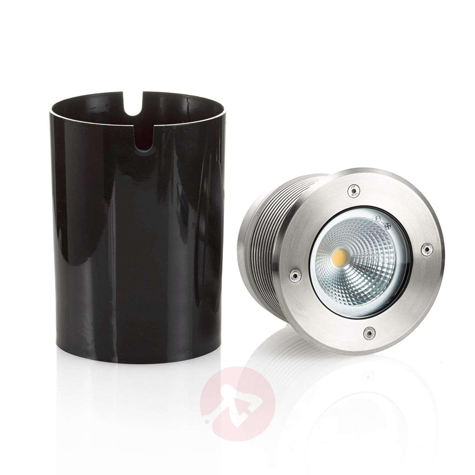 LED-lattiauppovalaisin Sanna, IP67, pyöreä-9969099-02