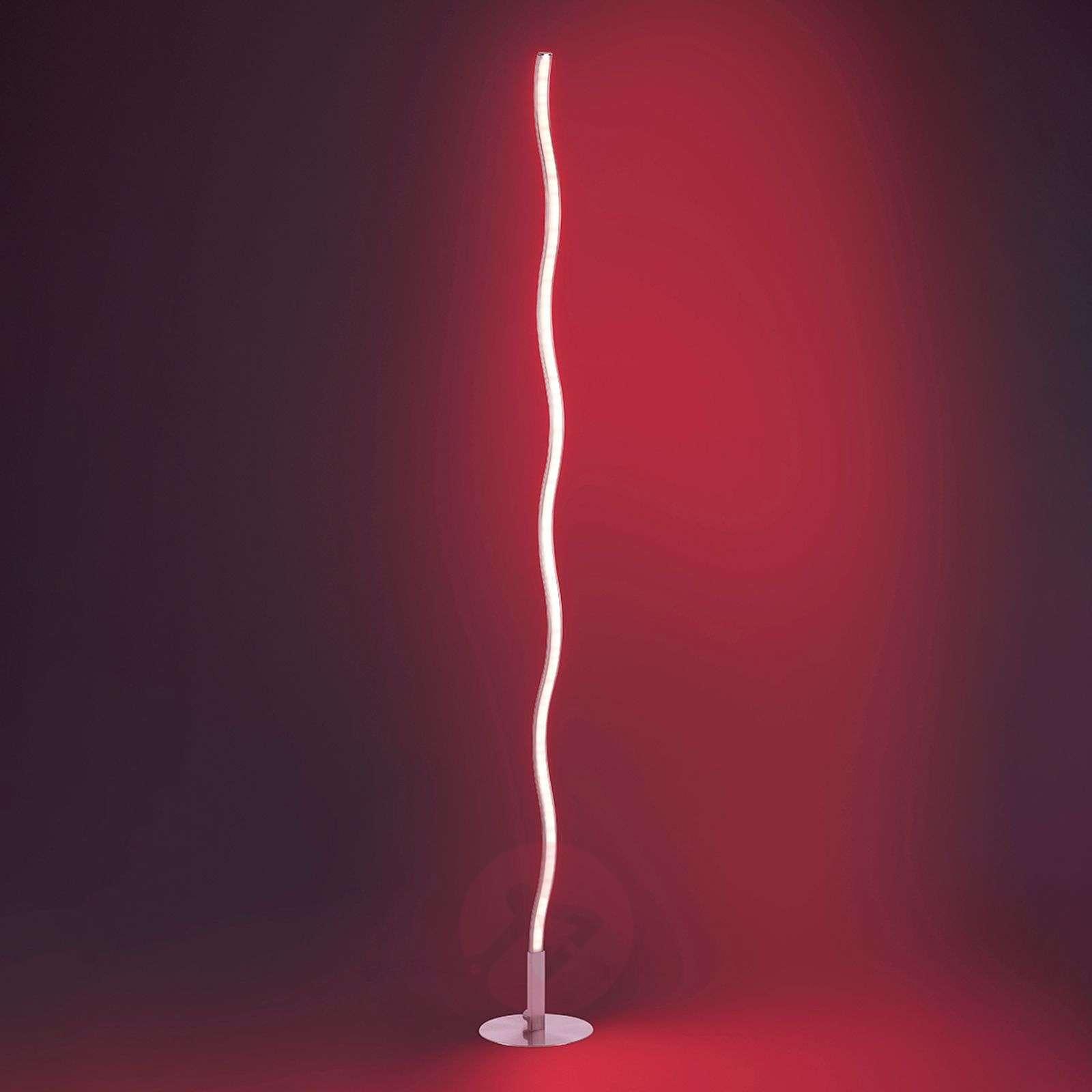 LED-lattiavalaisin Lucian kaukosäätimellä-7620067-02