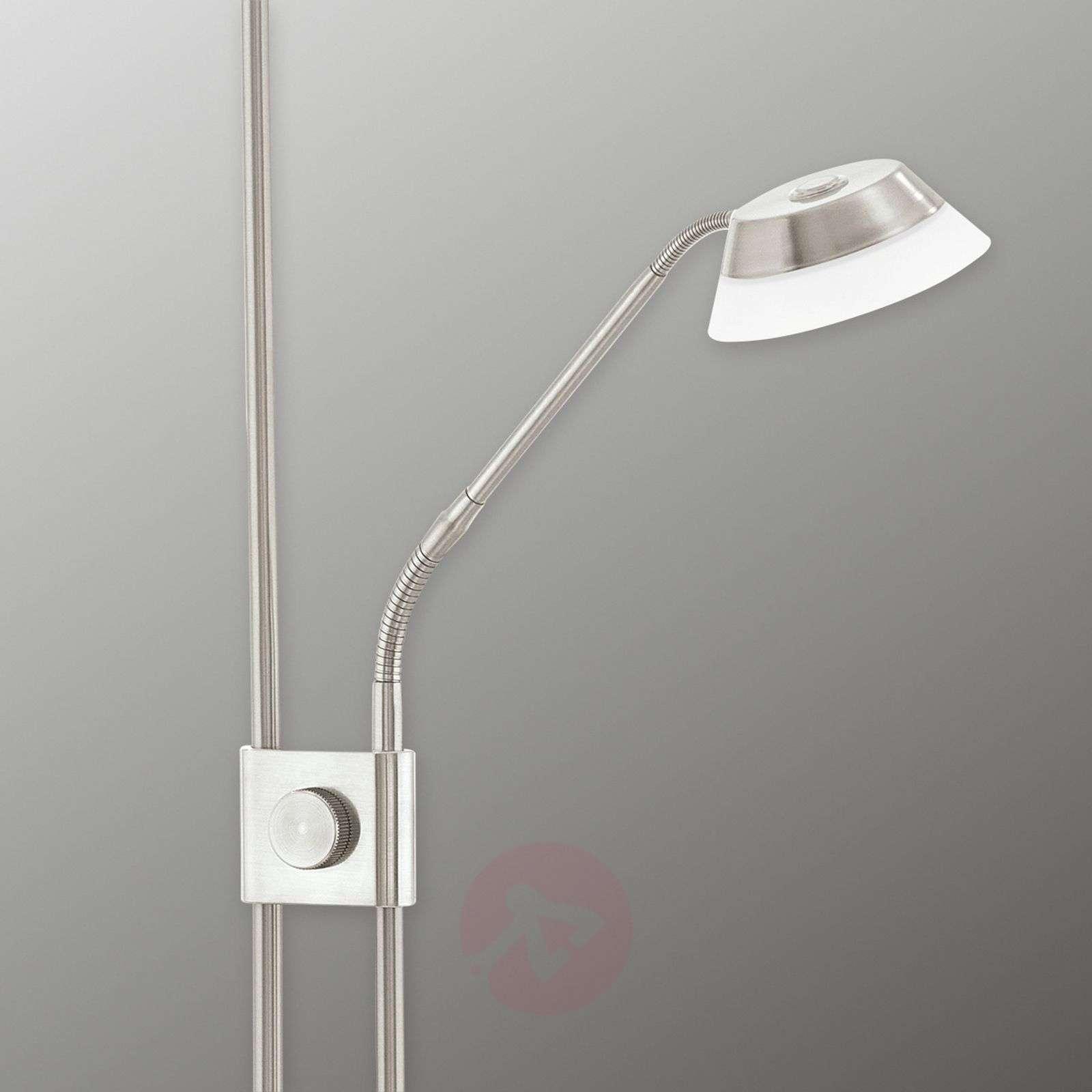 Led-lattiavalaisin Sarrione, mattanikkeli-3031747-02