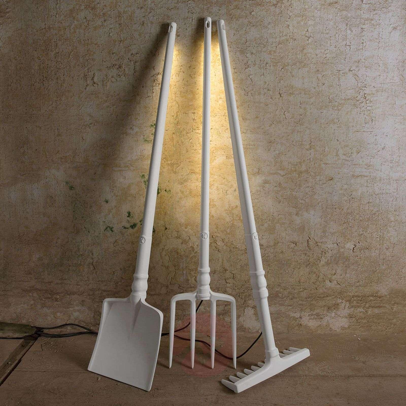 LED-lattiavalaisin Tobia, talikon muotoinen-5542114-01