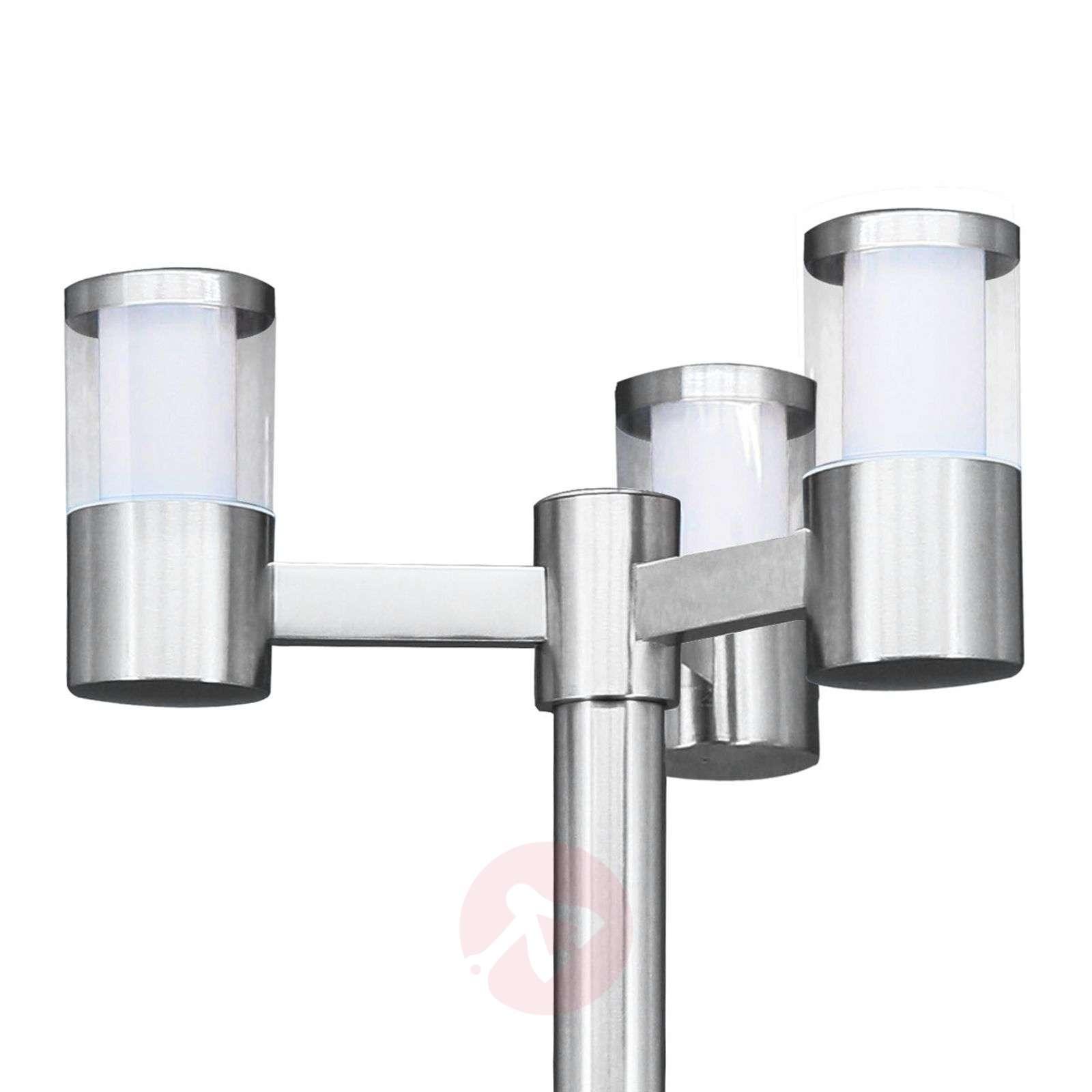 LED-lyhtypylväs Basalgo ruostumatonta terästä-3000523-01