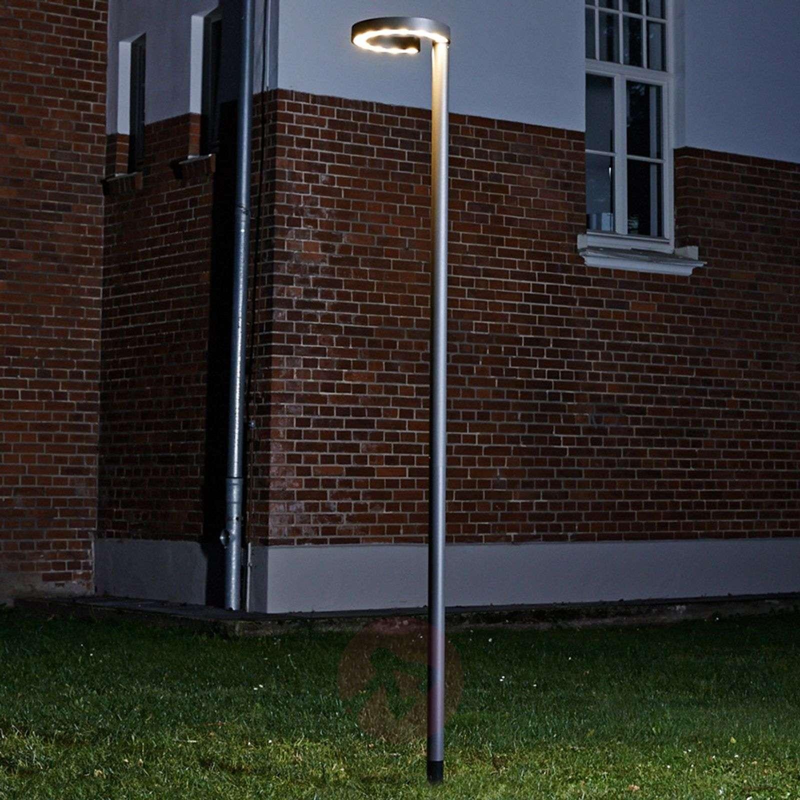 LED-lyhtypylväs Jannis 24 W Cree LEDeillä-9616024-01