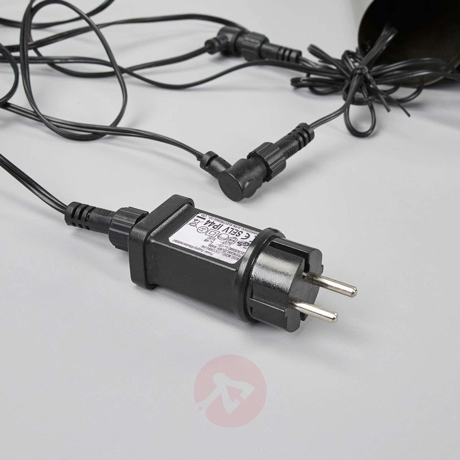 LED-maapiikkivalaisin Agathe 3kpl:n pakkaus-9988167-01