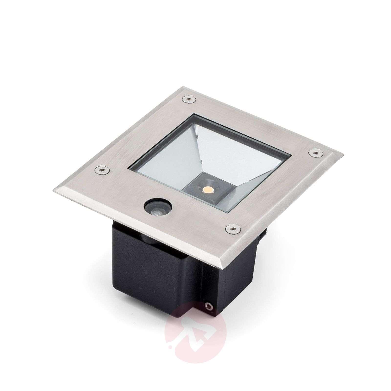 LED-maaspotti Dale 12W, hämärätunnistin-5522470-01