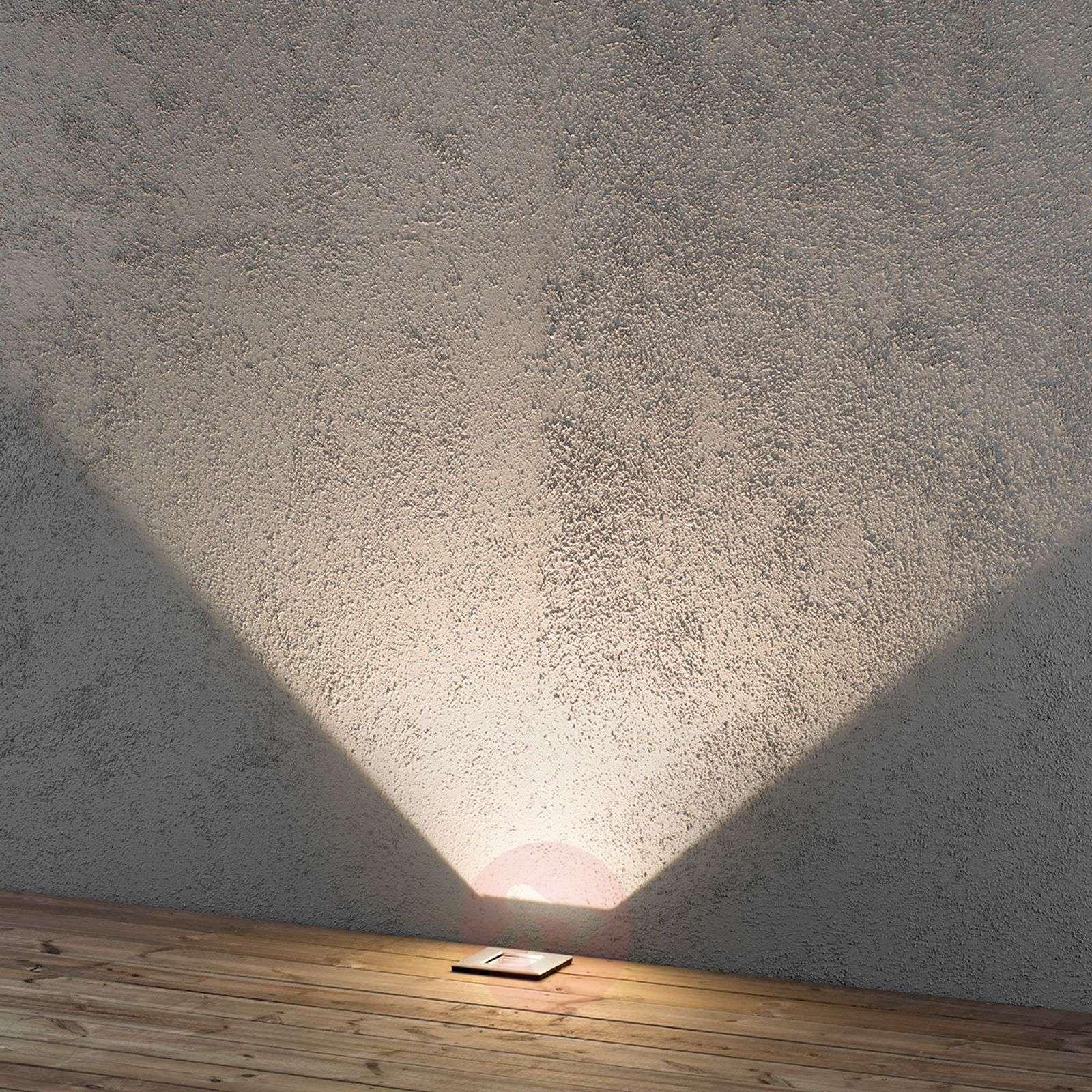 LED-maaspotti Malte, joustava valoaukko, 6W-5522471-01