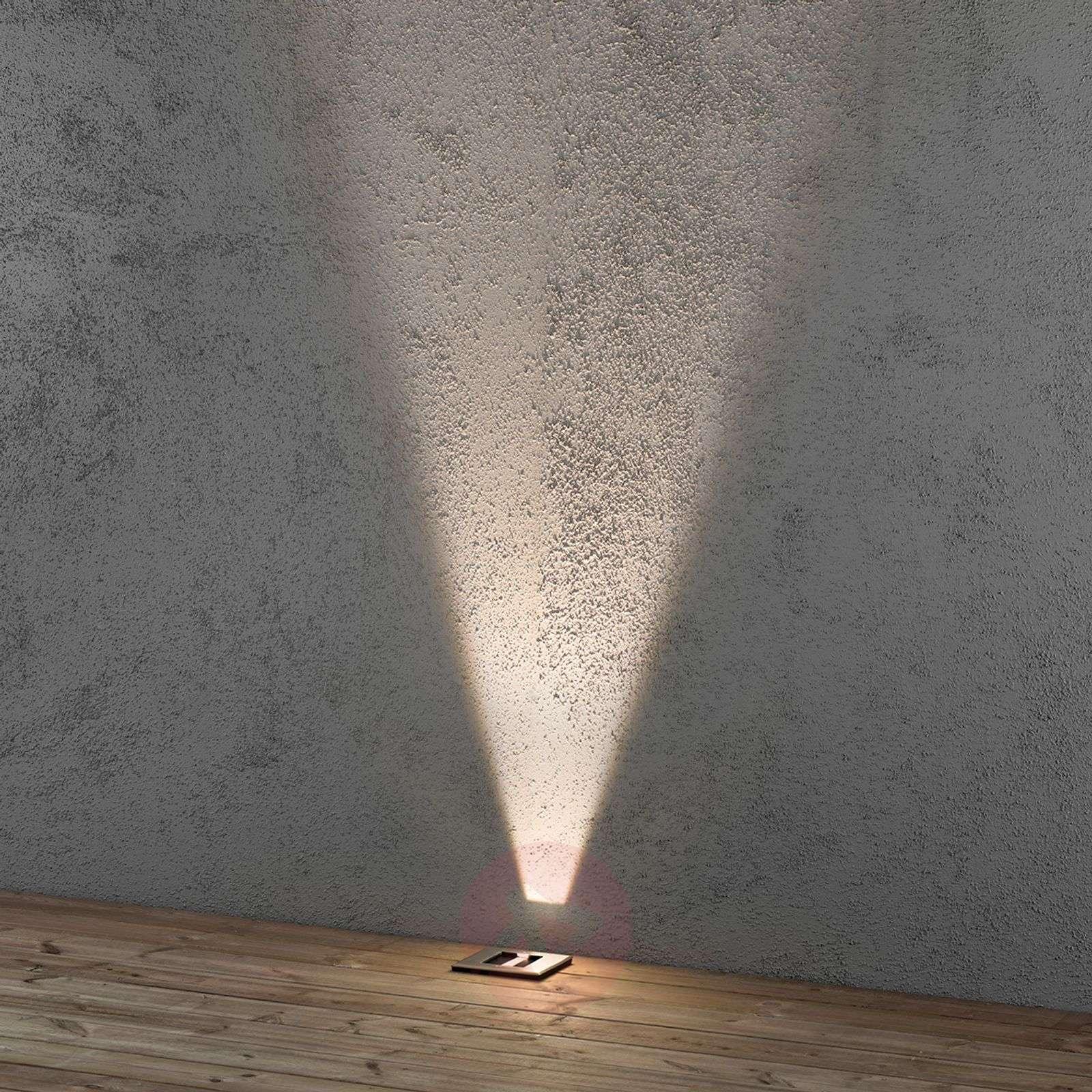 LED-maaspotti Malte, joustava valoaukko, 9W-5522472-01