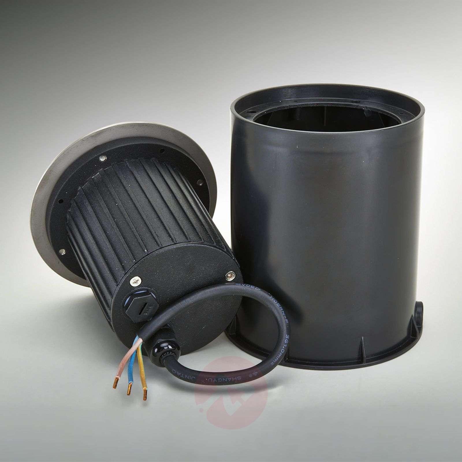 LED-maavalaisin käännettävä, IP67, ruostum. teräs-9616033-09
