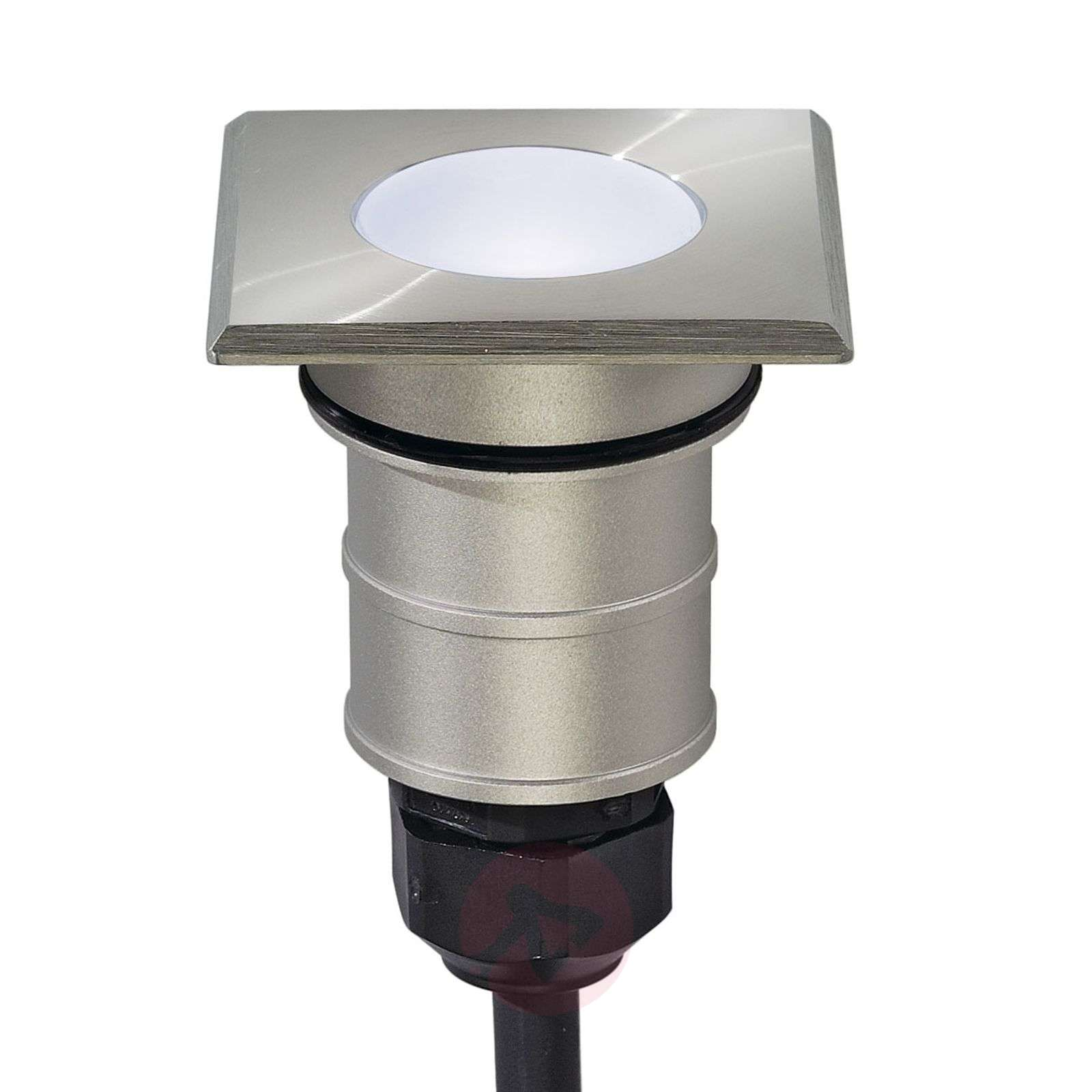 LED-maavalaisin POWER TRAIL-LITE square, 1 W, IP67-5504378X-01