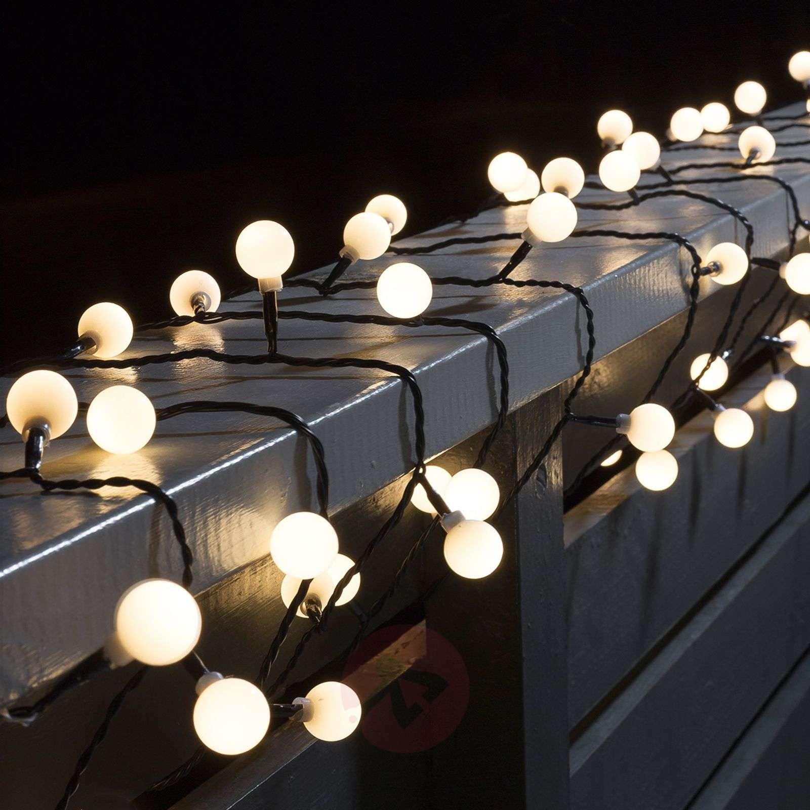 LED-minivaloketju ulos, 80-lamppuinen 11,32m-5524513-01