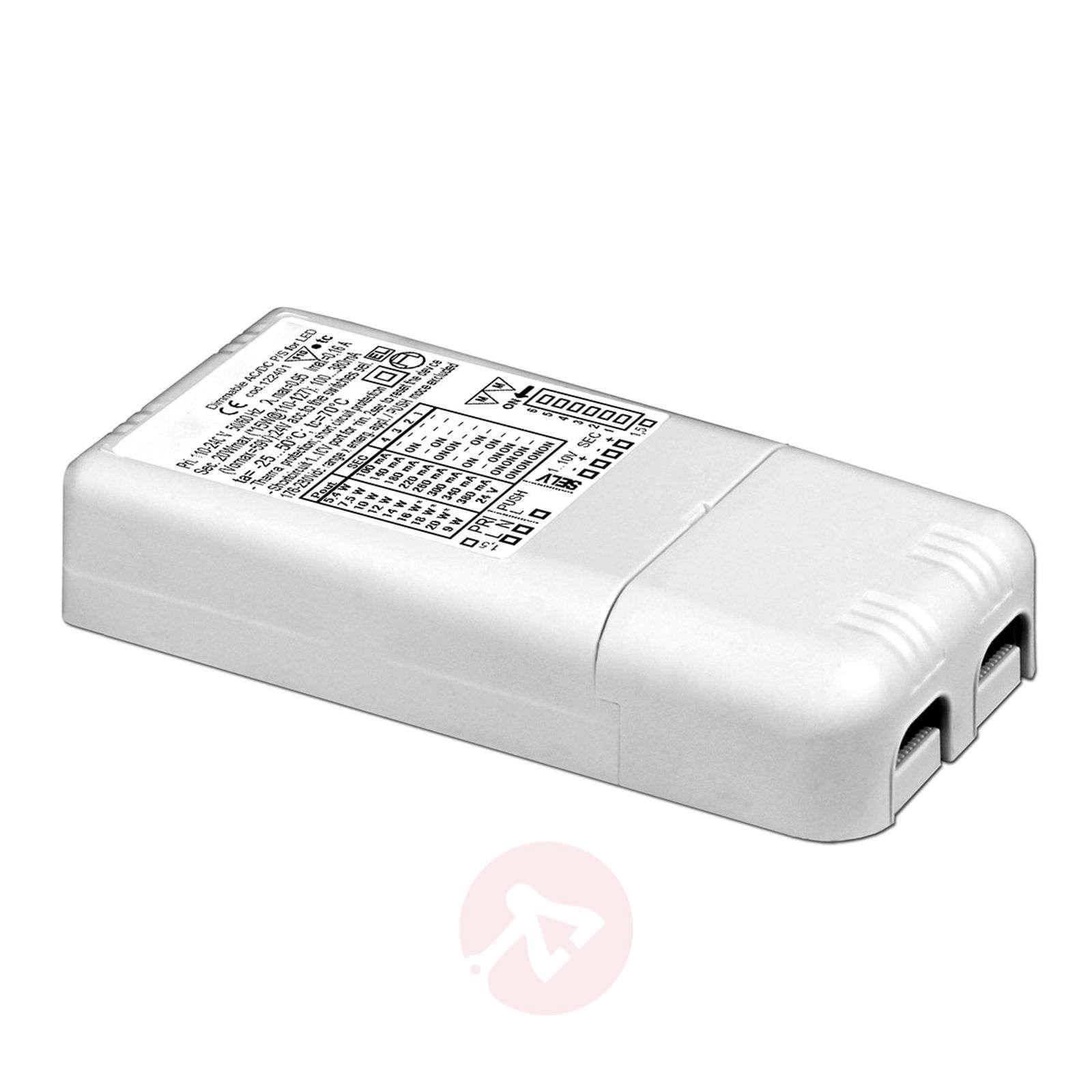 LED-muuntaja Universal, säädettävä, ei himm.-6523692-01