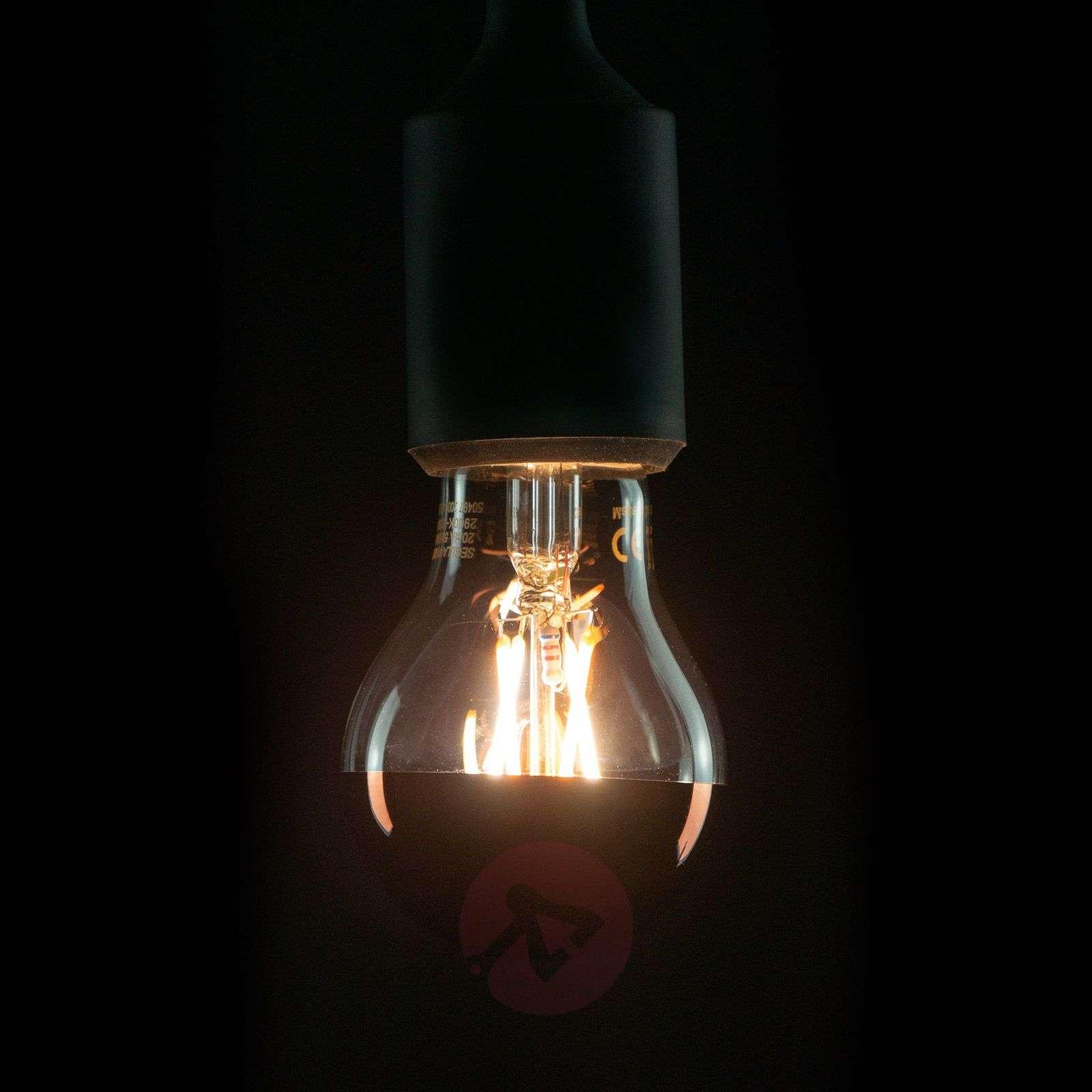 LED-pääpeililamppu E27 4W 926, kupari-8536132-01