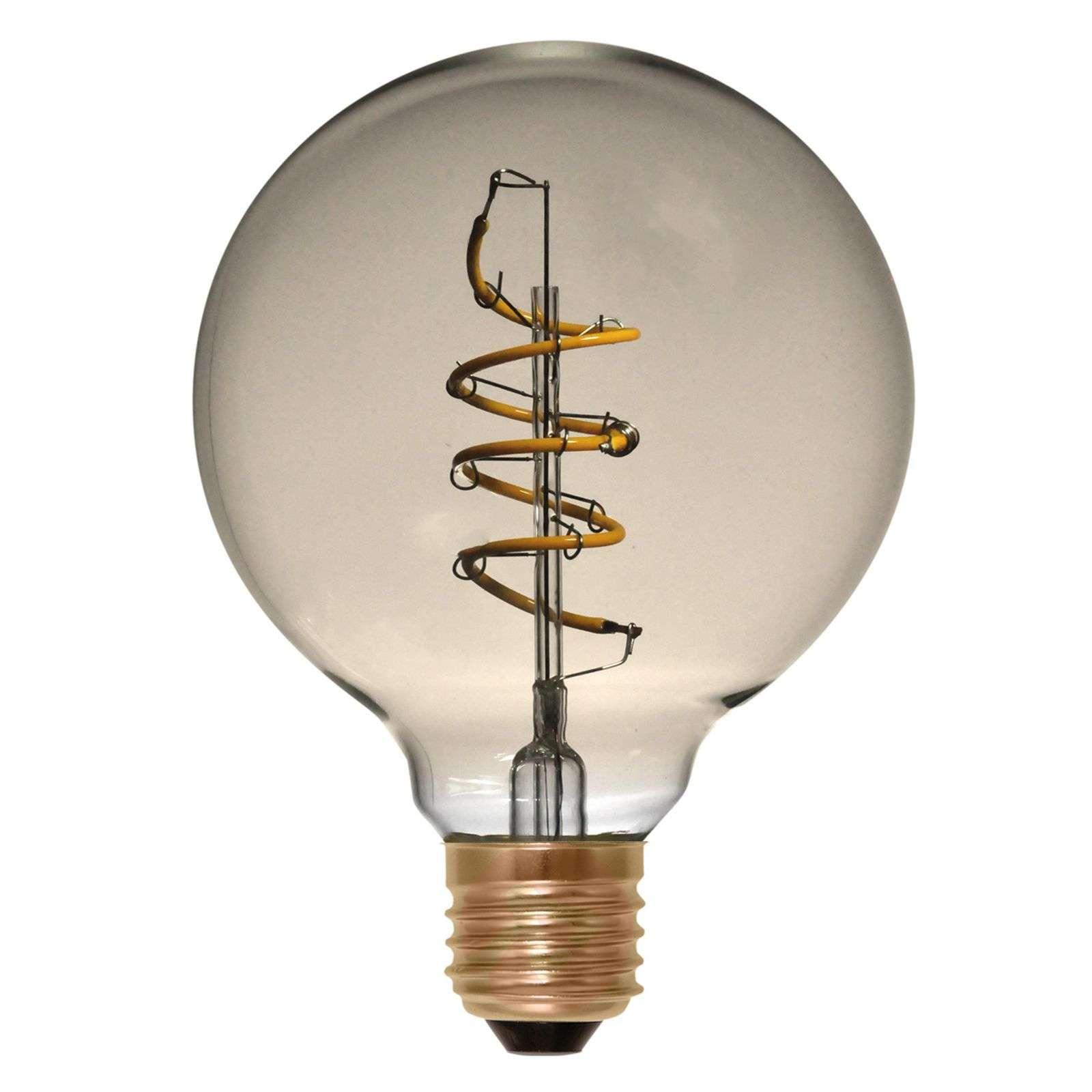 LED-pallo G95 E27 4W 922, pysty Curved Line-8536168-02