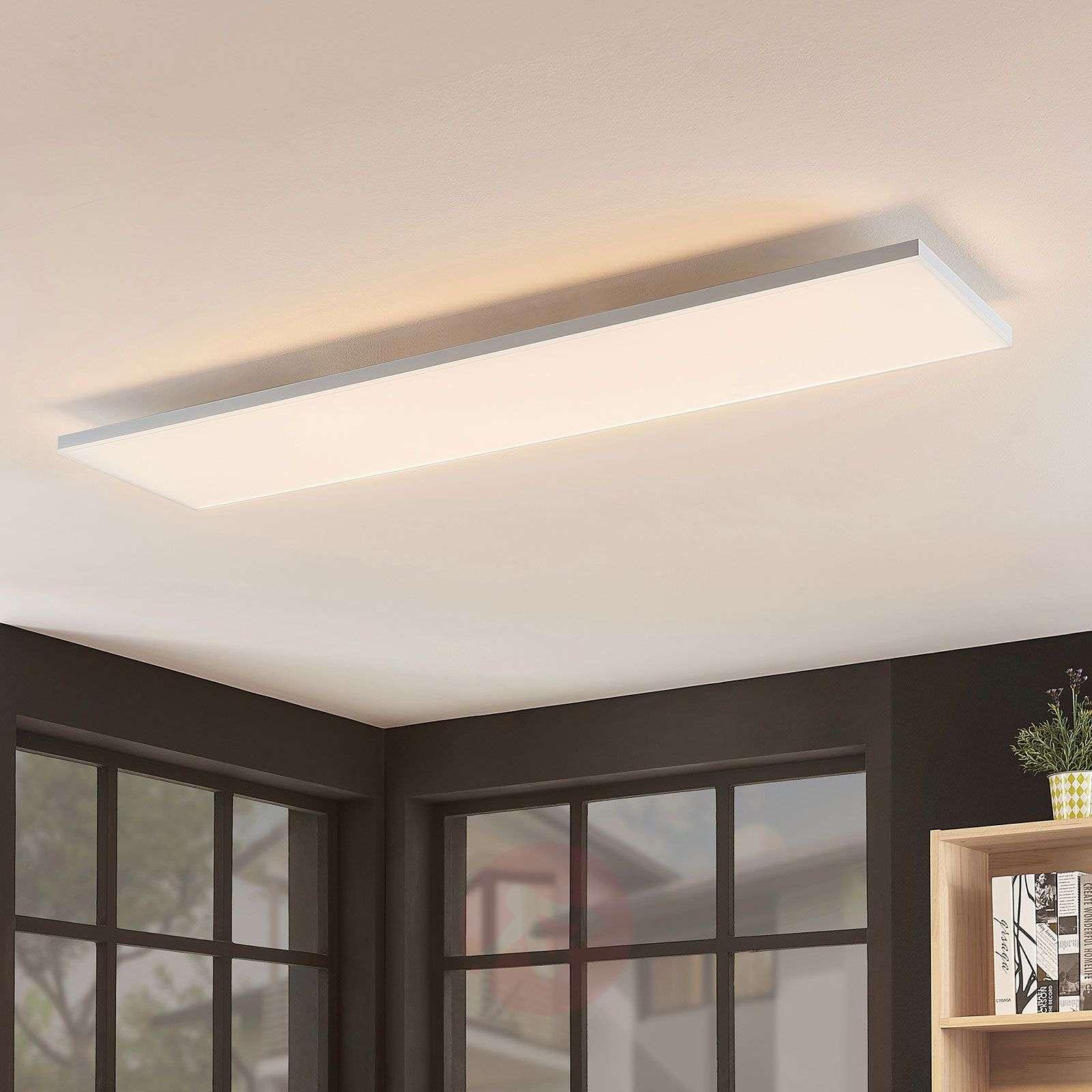 LED-paneeli Blaan CCT, kaukosäädin 119,5x29,5cm-9624331-01