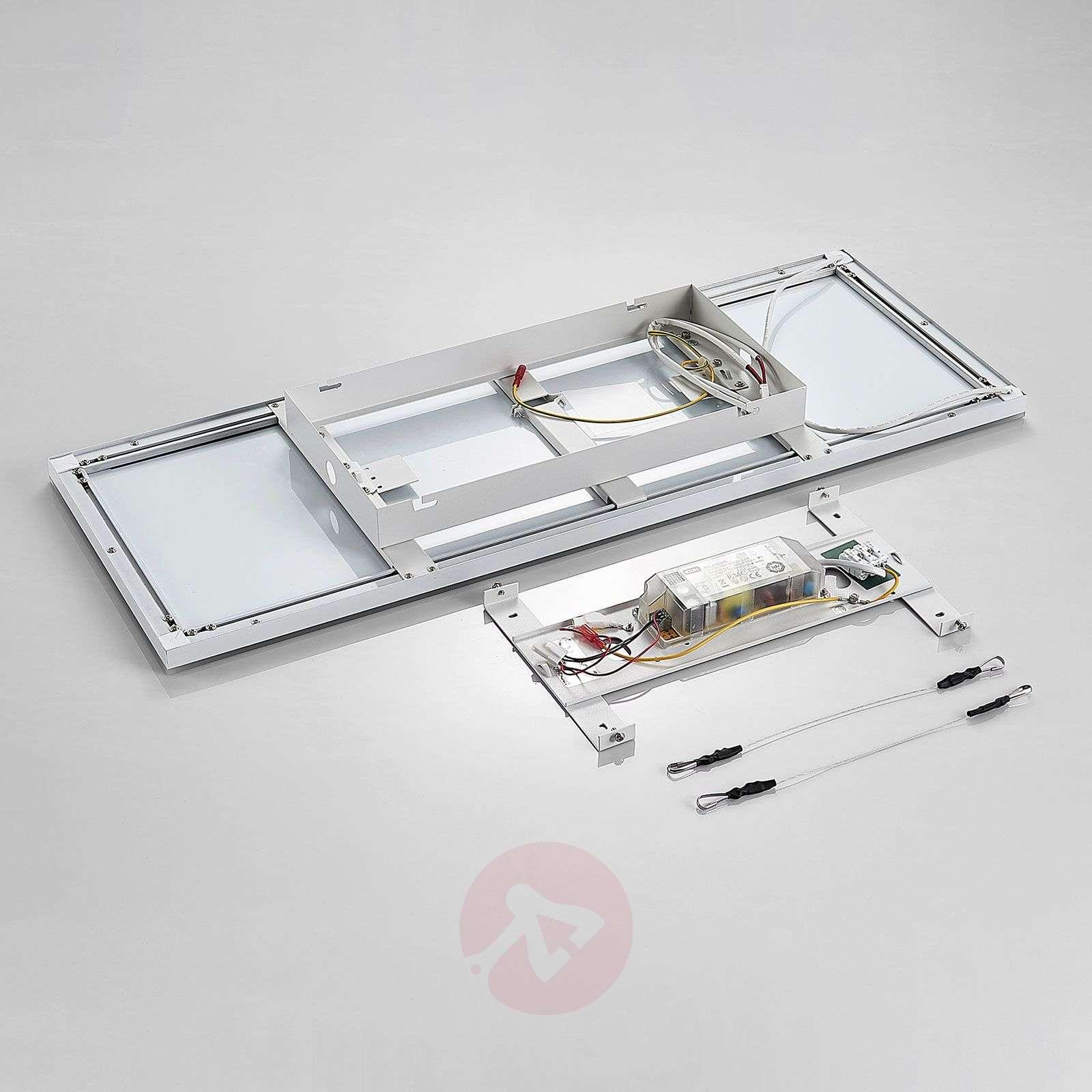 LED-paneeli Blaan CCT, kaukosäädin 79,5x29,5 cm-9624332-01