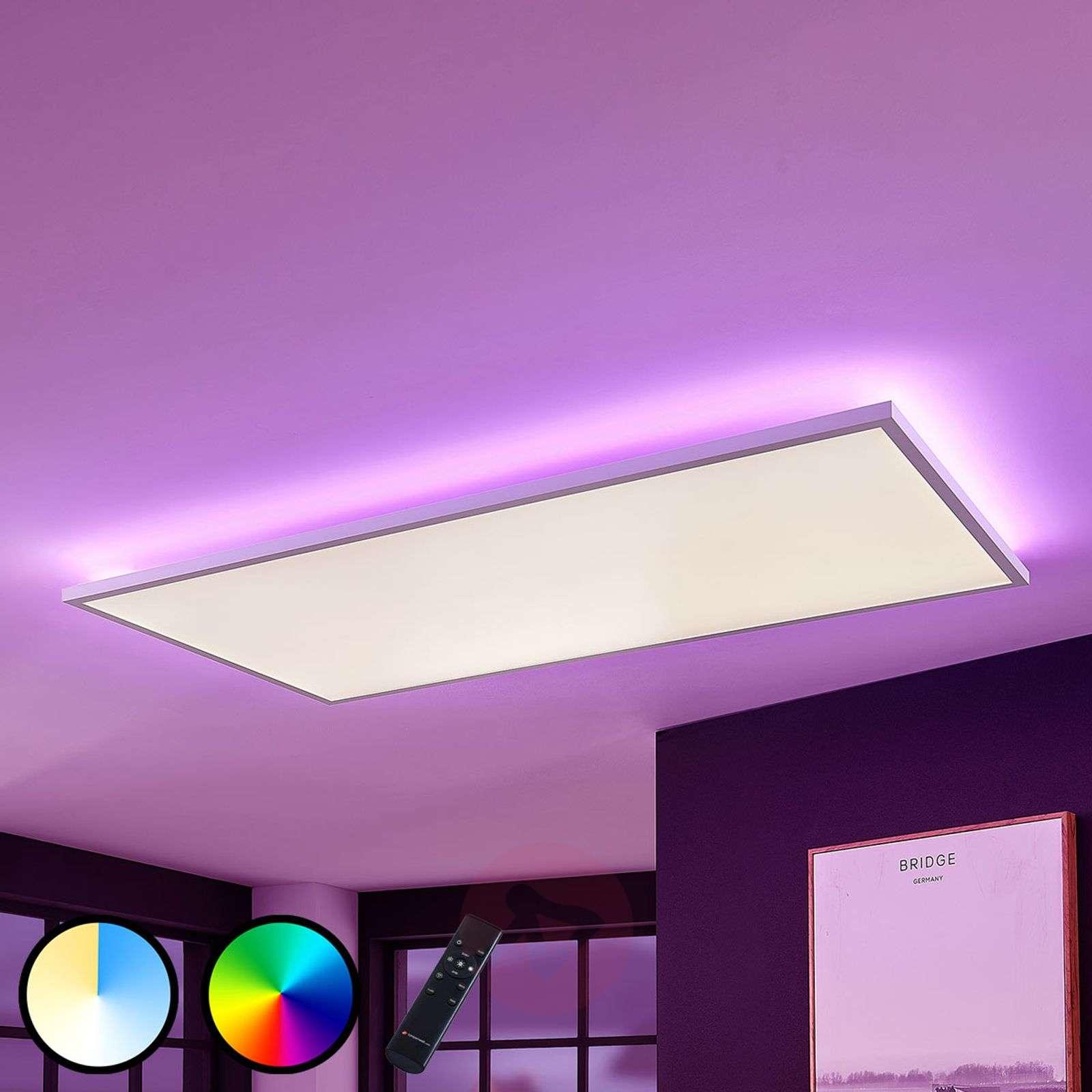 LED-paneeli Brenda CCT, kaukosäädin 59,5 x 119,5cm