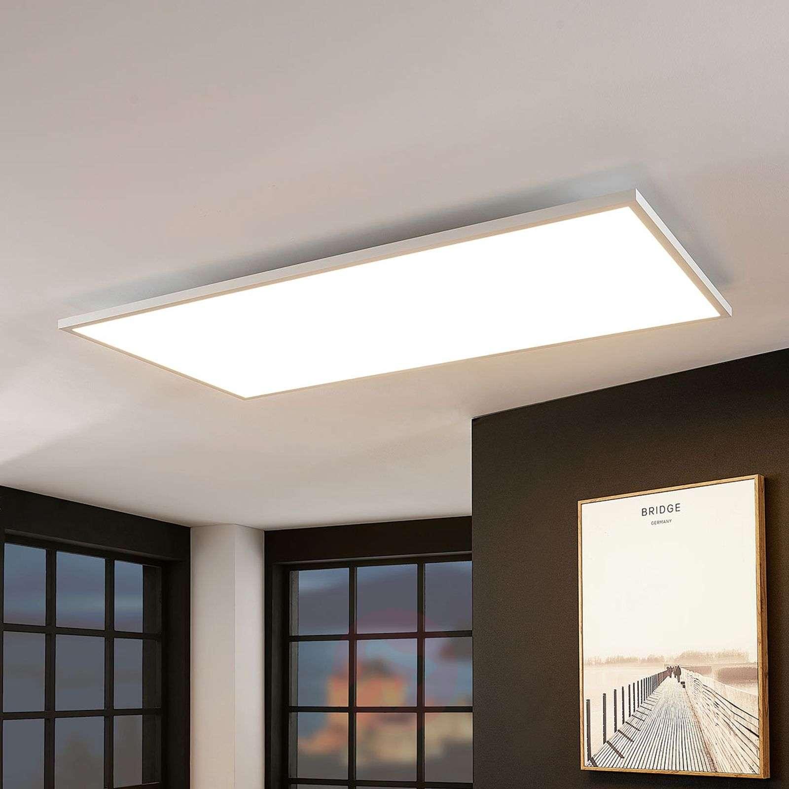 LED-paneeli Brenda CCT, kaukosäädin 59,5 x 119,5cm-9624208-02