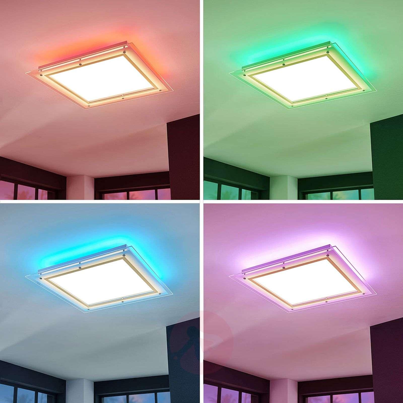 LED-paneeli Curd CCT, 53 x 53 cm-9624212-02