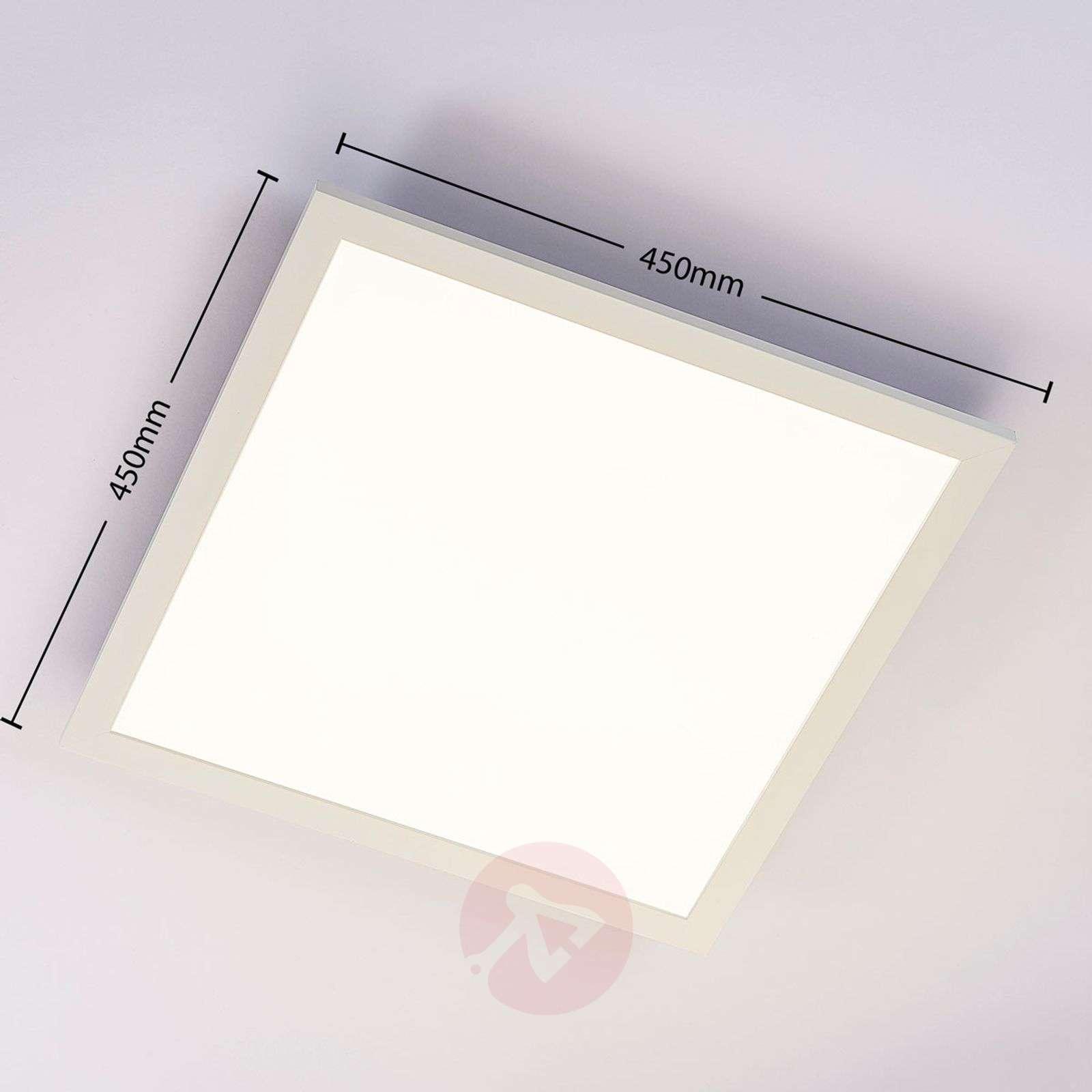 LED-paneeli Tinus, värin vaihto RGB – lämmin valk.-9621652-01