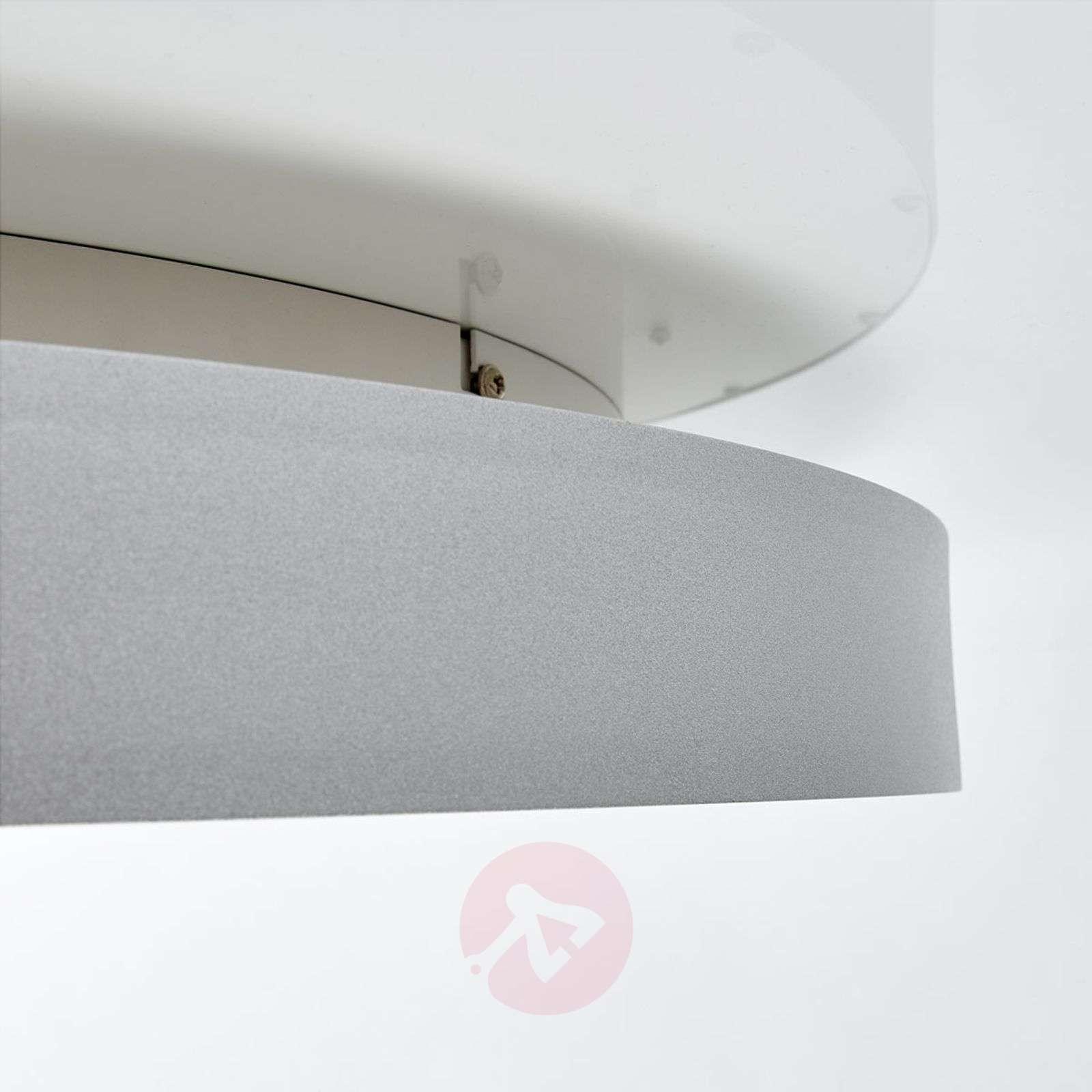 LED-paneeli Vince kaukosäätimellä, Ø 60 cm-9956028-02