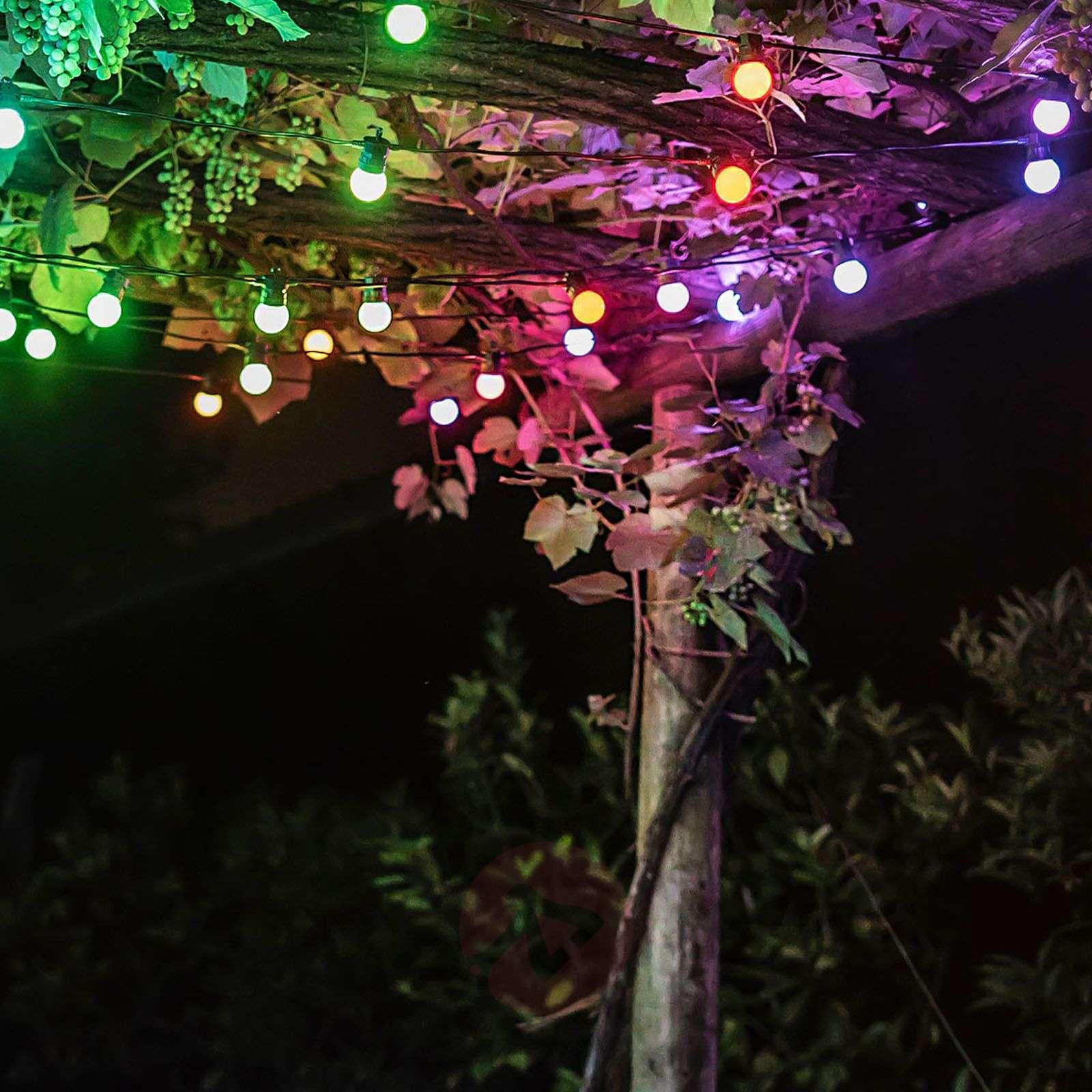 LED-party-valoketju Twinkly Festoon Starter-sarja-6102025-01