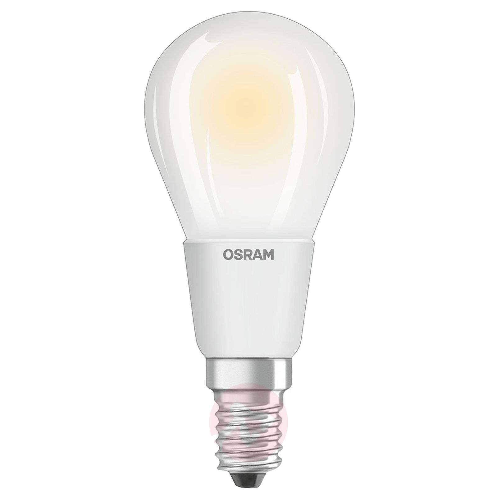 LED-pisaralamppu E14 4,5 W, lämmin valkoinen-7262031-04