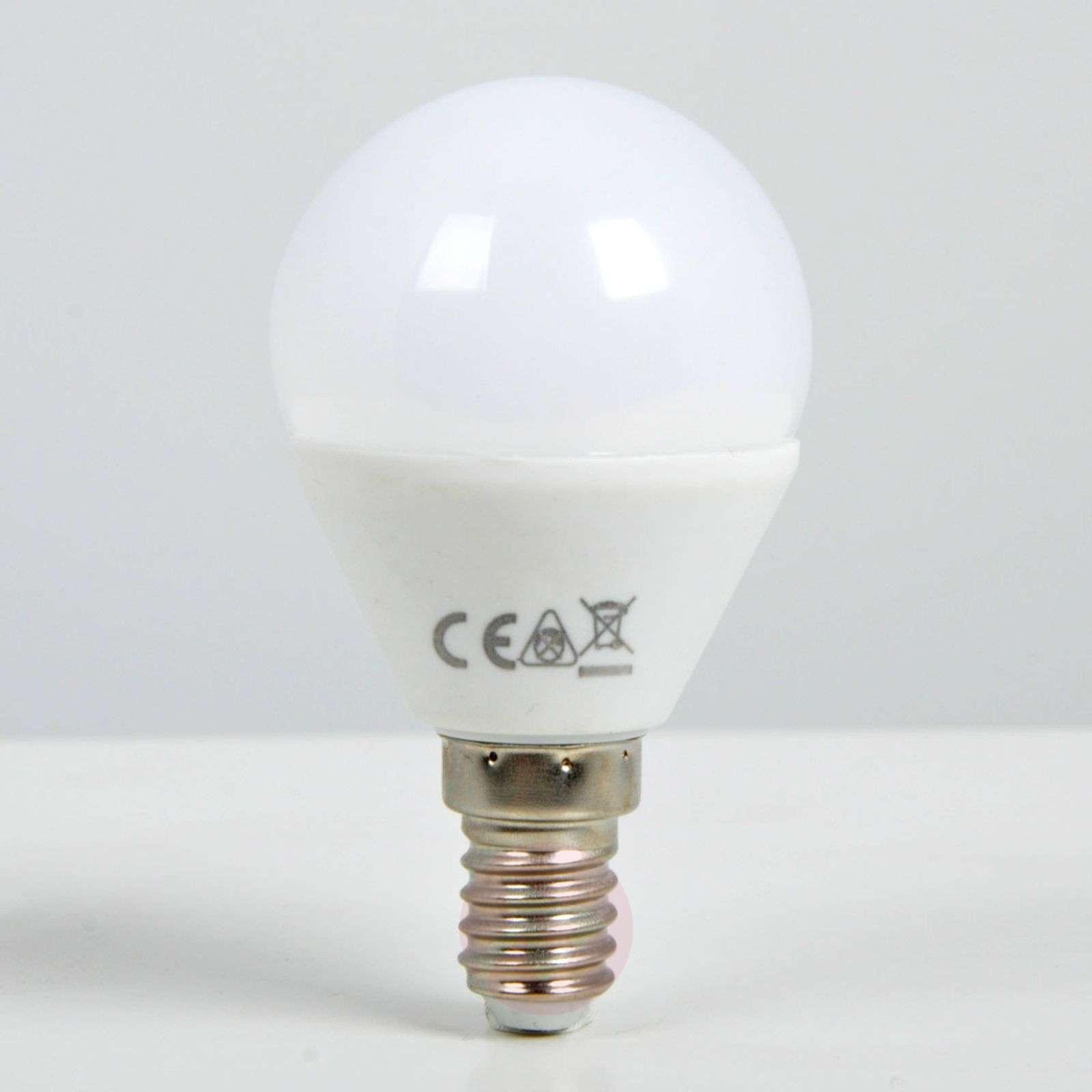LED-pisaralamppu E14, 5W, Easydim-1558084-01