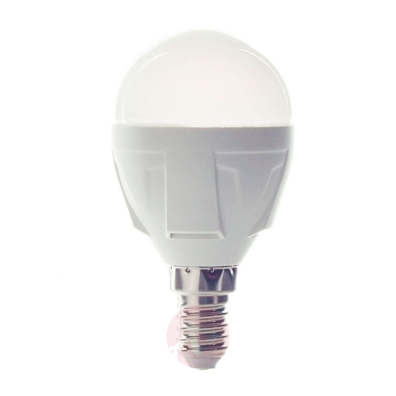 LED-pisaralamppu E14 6 W 830, lämmin valkoinen-9993007-02