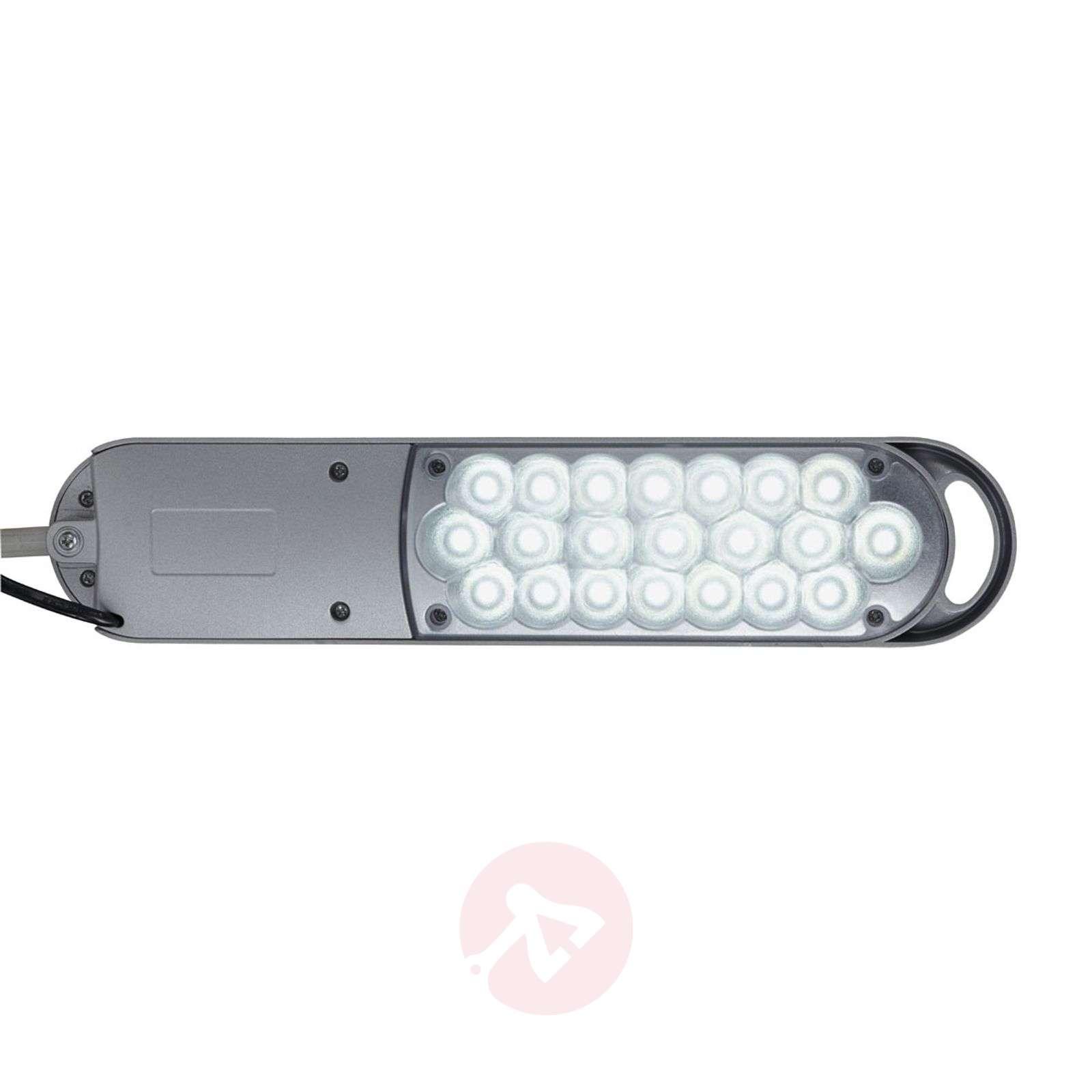 LED-pöytävalaisin Atlantic pöytäkiinnikkeellä-6509056X-01