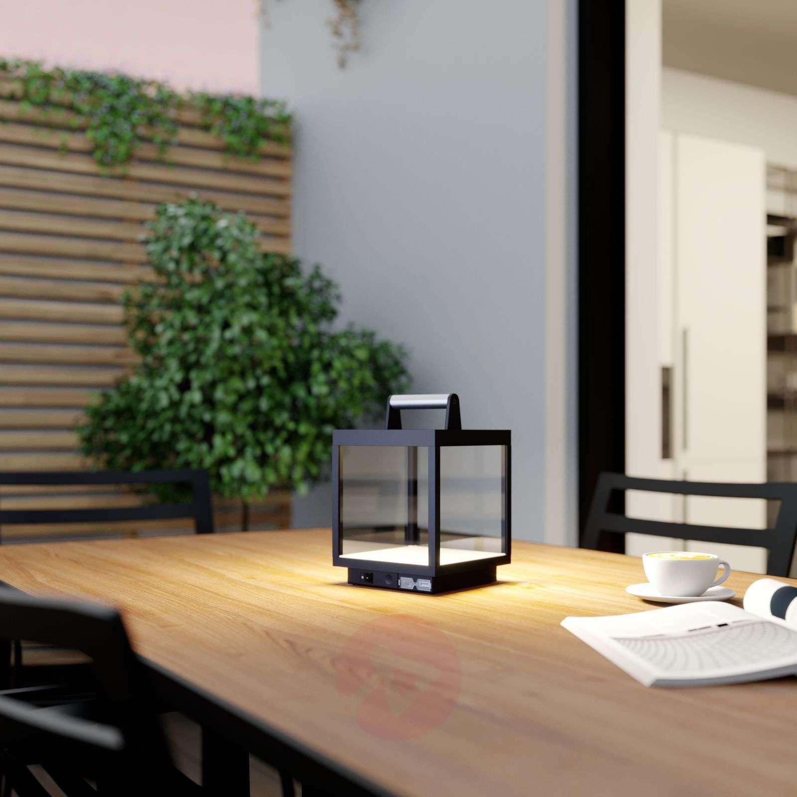 LED-pöytävalaisin Cube ulos, ladattava-9619161-03