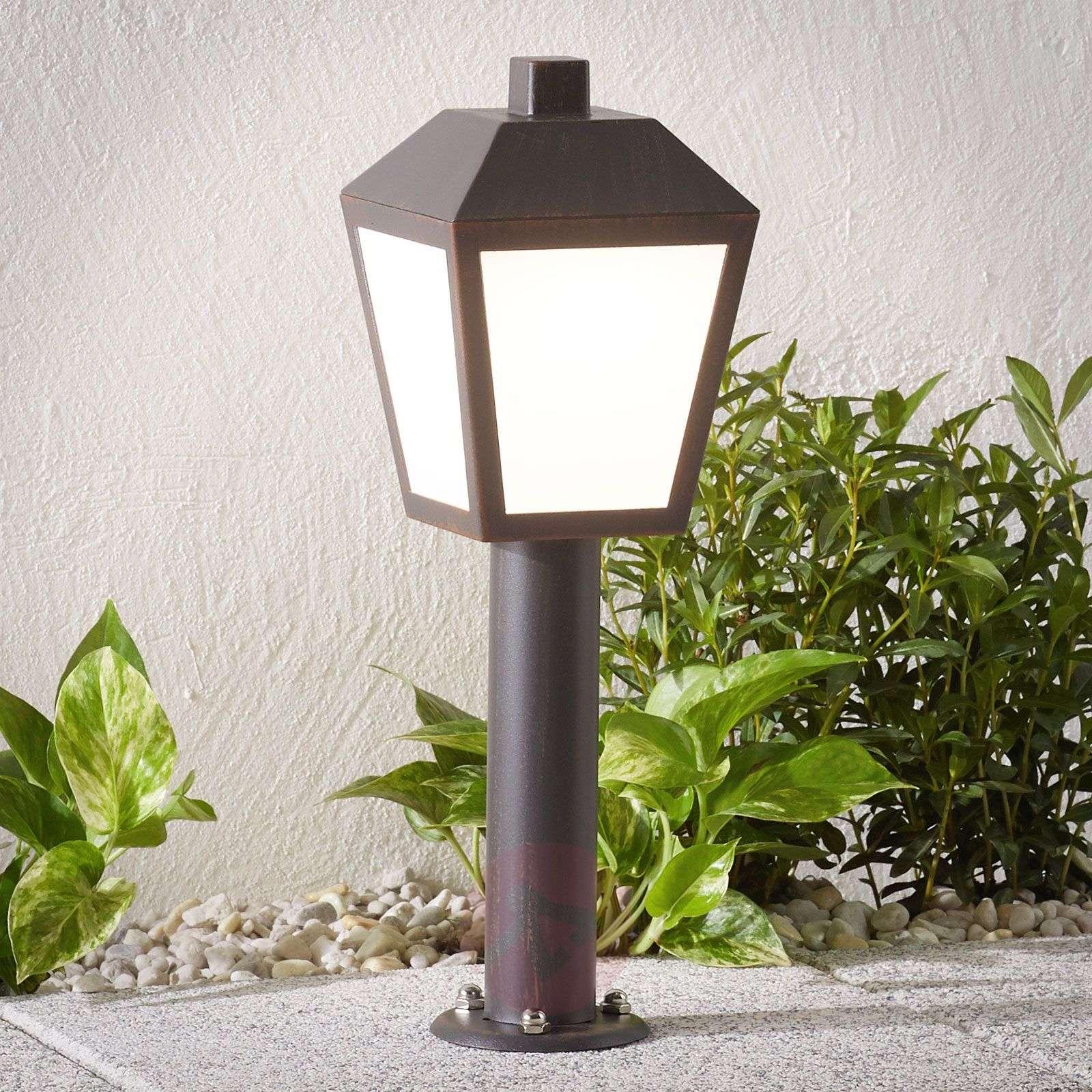 LED-pollarivalaisin Bendix, ei liikkeentunnistinta-9945304-01